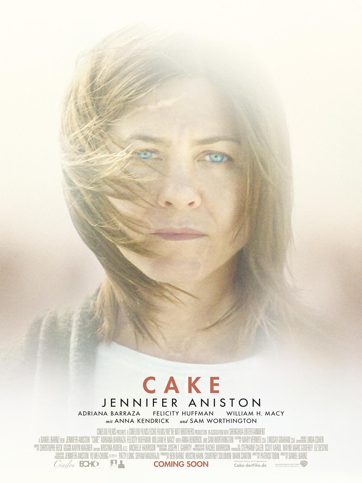 Aniston Cake Trailer