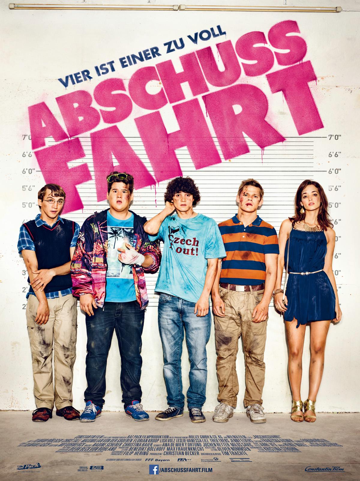 Klassenfahrt Film