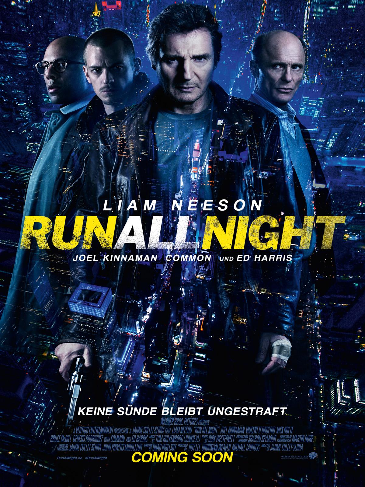 Run All Night Besetzung