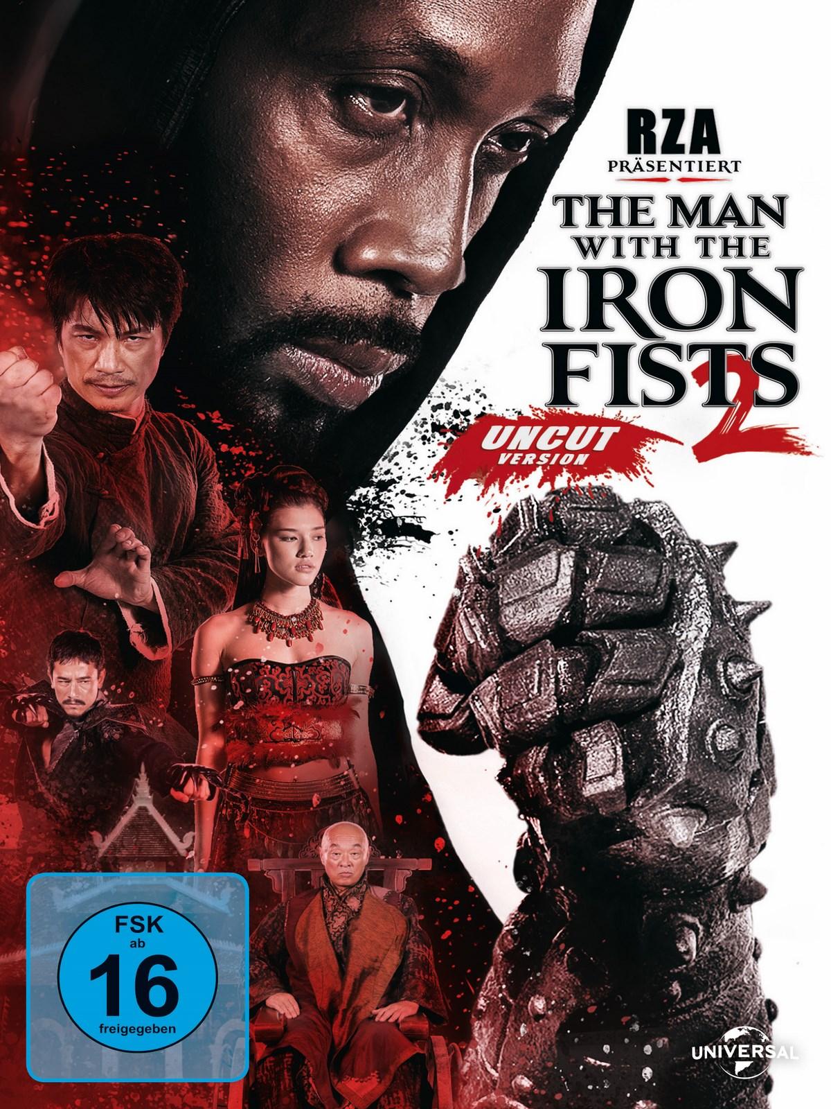 Iron Fist Besetzung