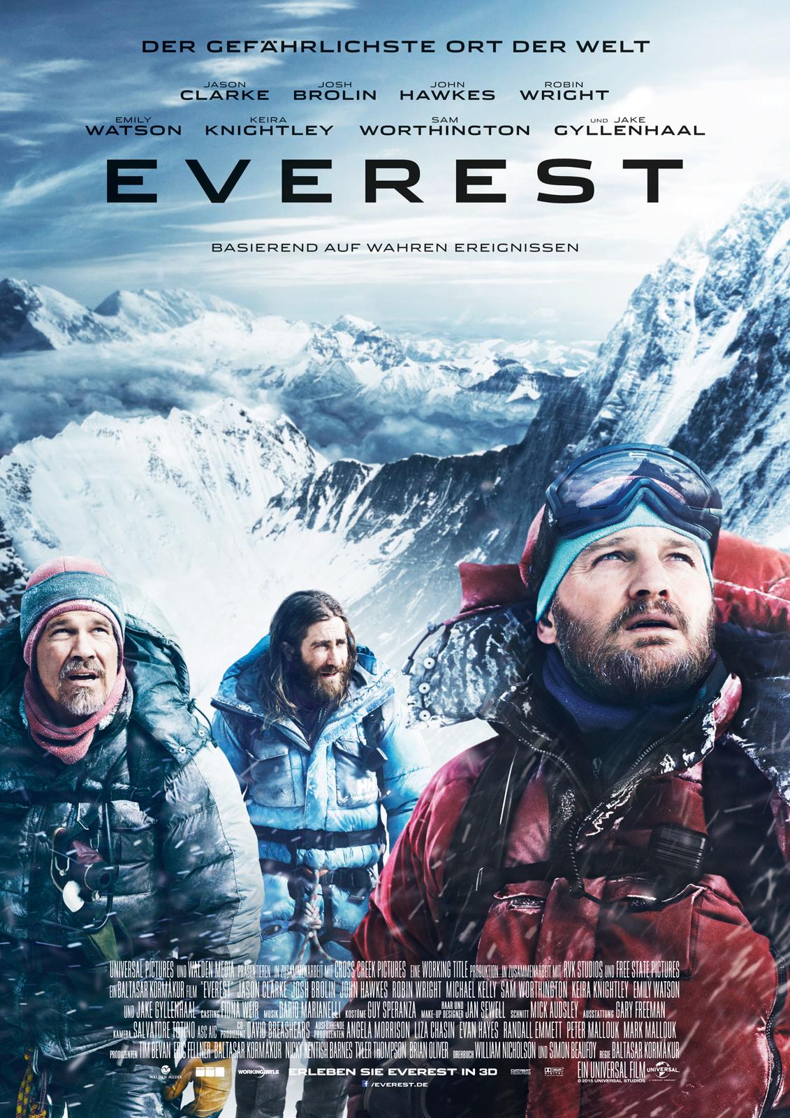 Everest Besetzung