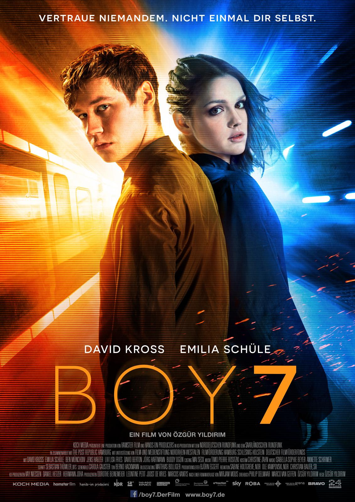 Boy7 - Film 2015 - FILMSTARTS.de  Boy7 - Film 201...
