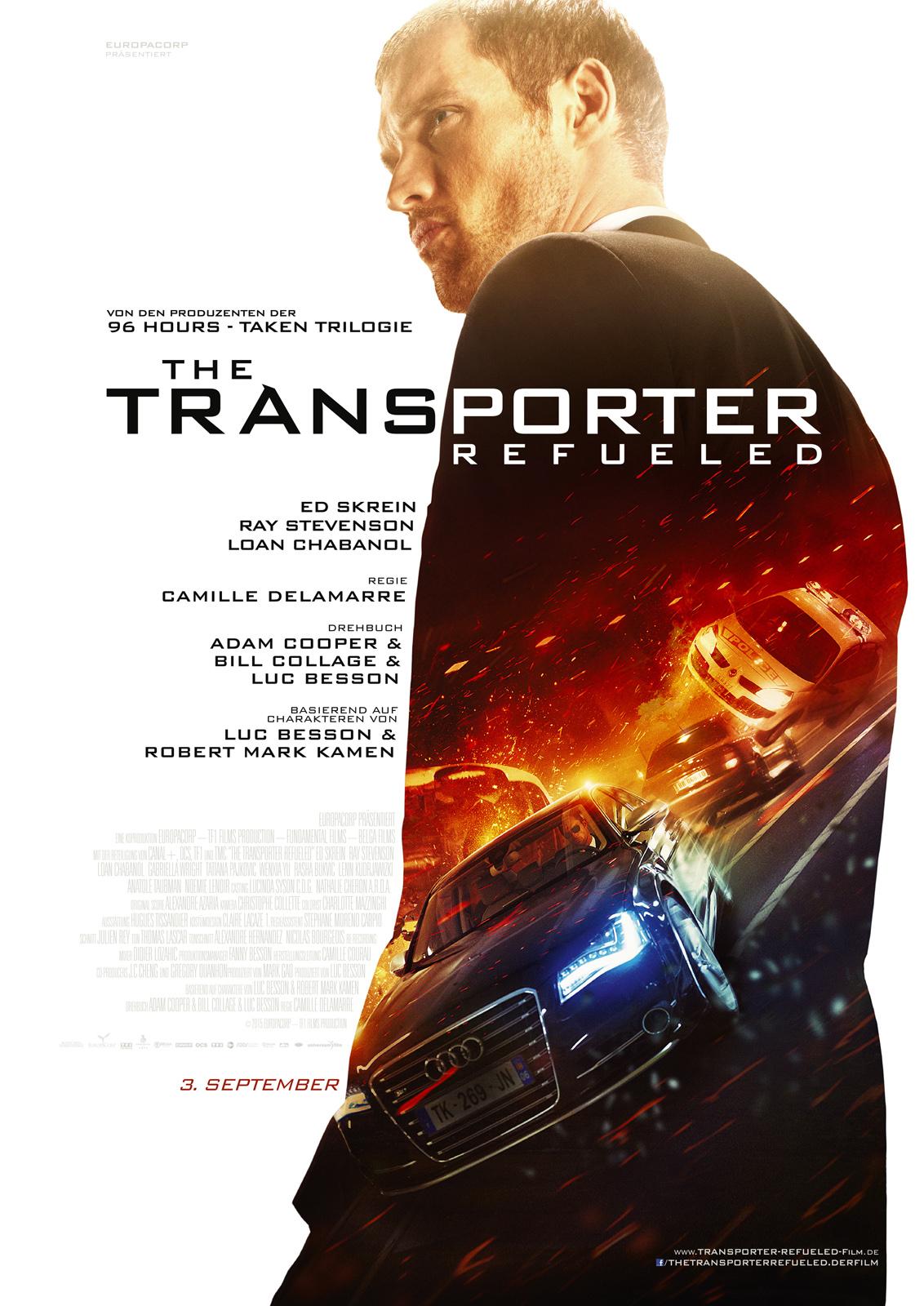 The Transporter Besetzung