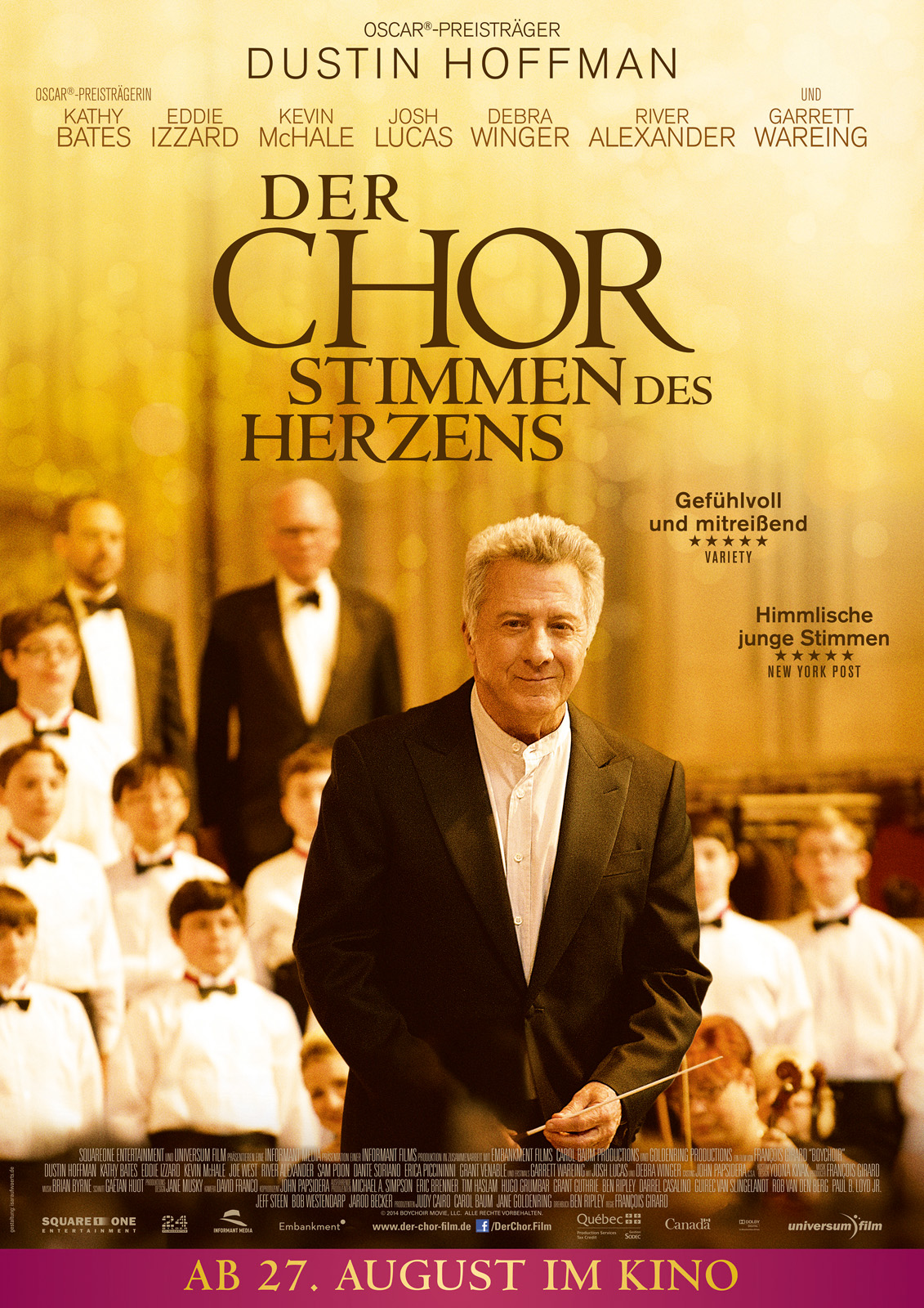 Der Chor - Stimmen des Herzens Soundtrack - FILMSTARTS.de