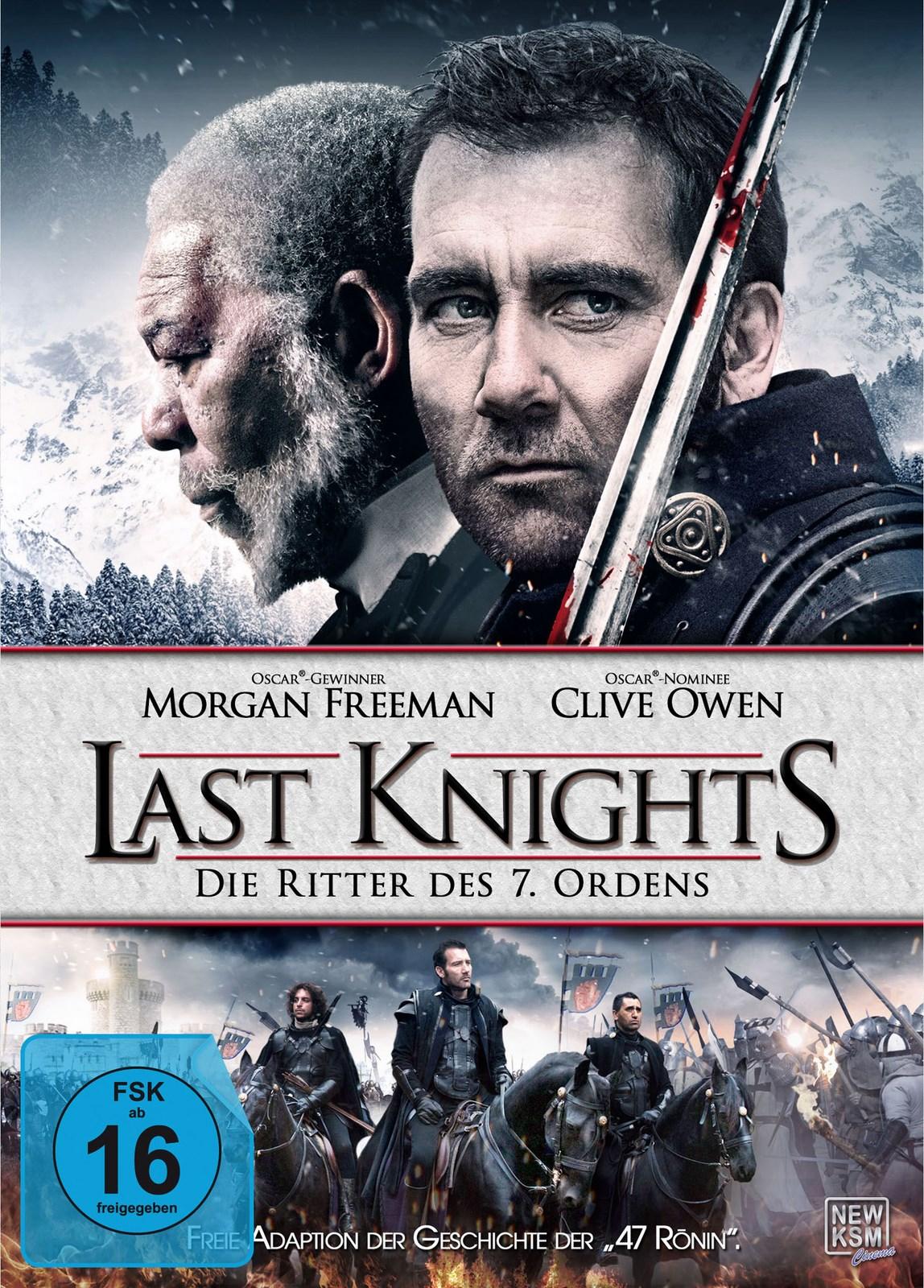 Last Knights Die Ritter Des 7 Ordens