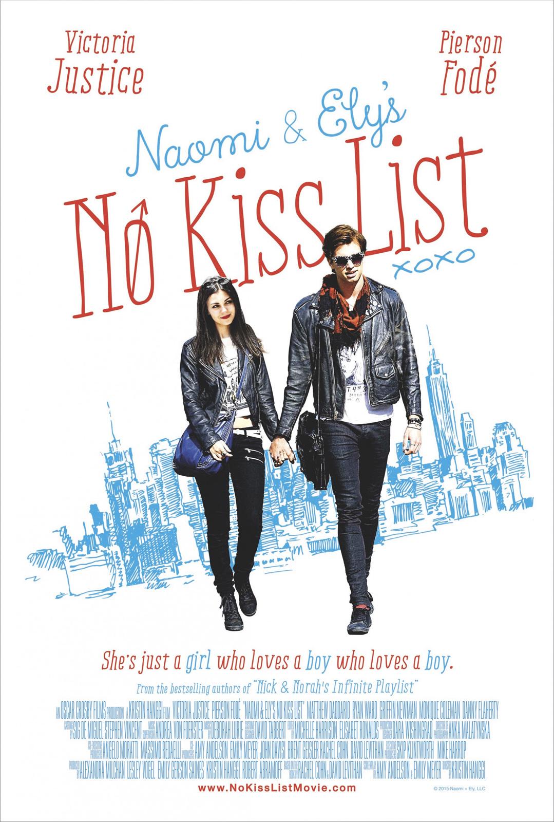 Naomi And ElyS No Kiss List Deutsch