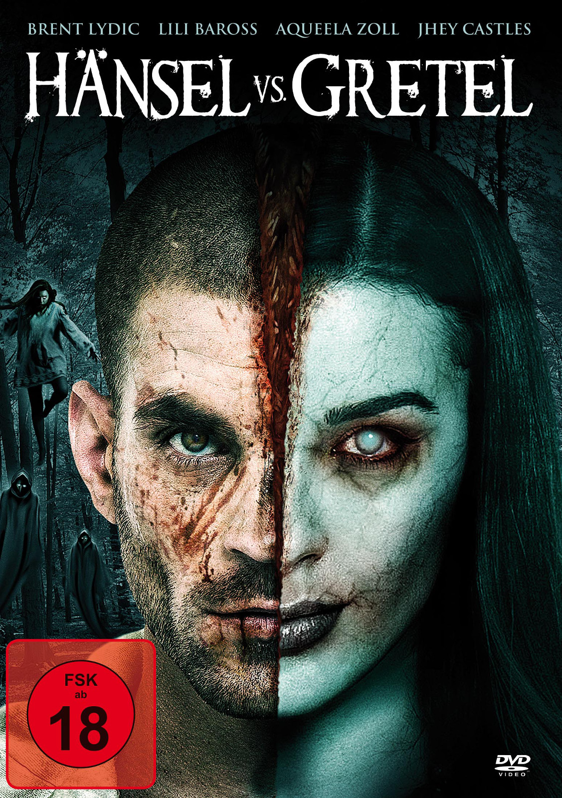 Hansel and Gretel: Witch Hunters Official Trailer #1 (2012 ...