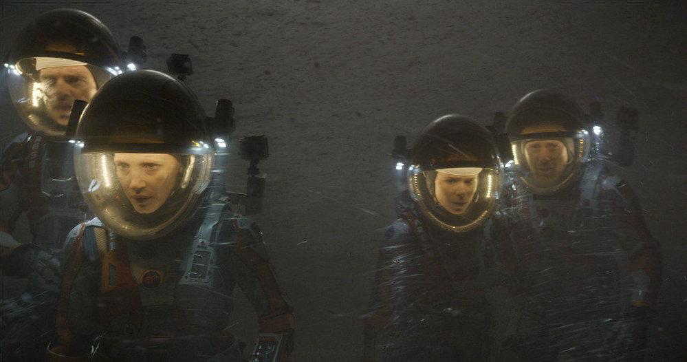 The Martian Film Besetzung