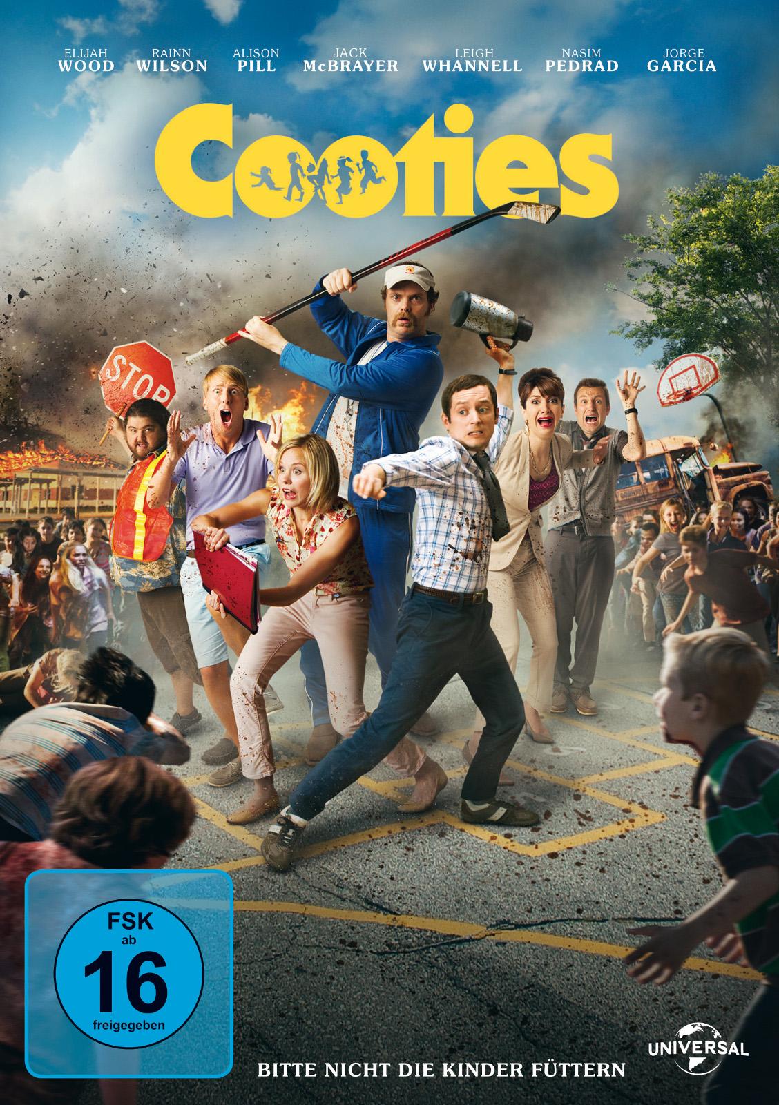 Cooties - Film 2014 - FILMSTARTS.de  Cooties - Film ...