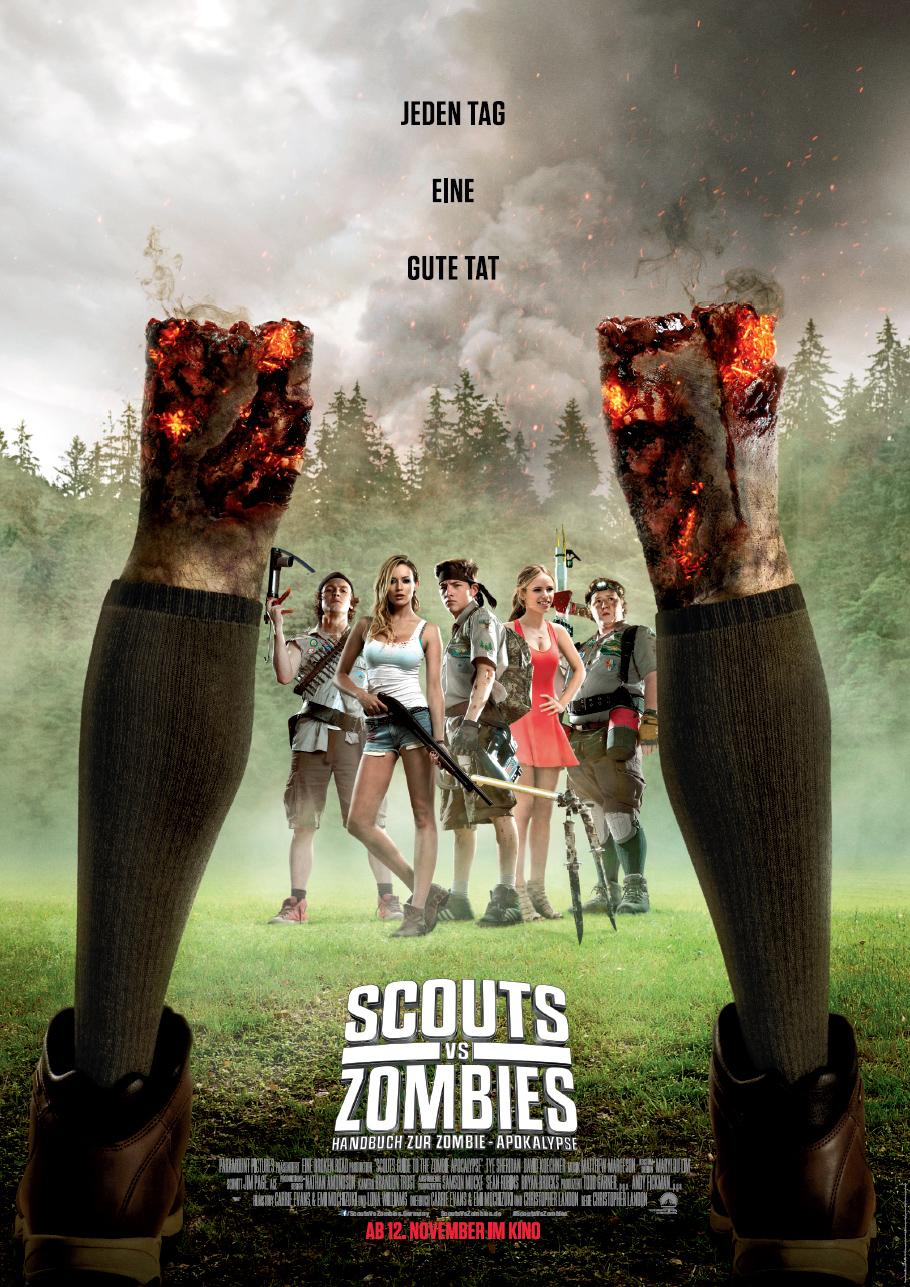 Scout Vs Zombie