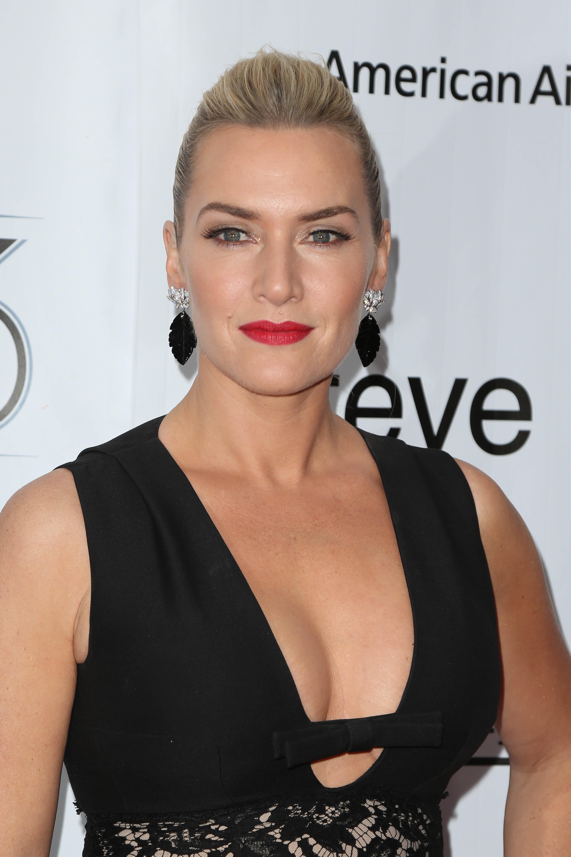 Kate Winslet haarige Busch Bilder
