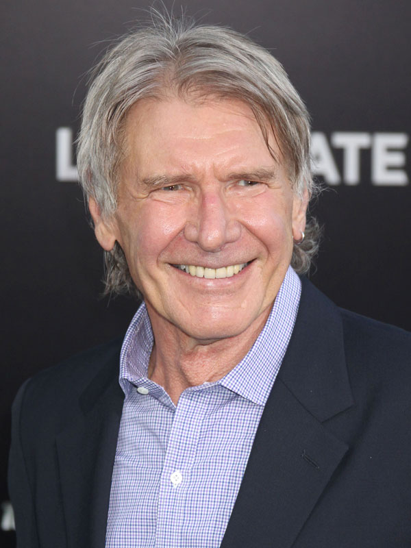 Harrison Ford Tot