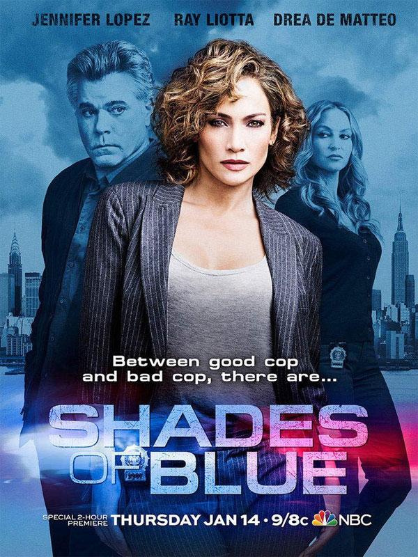 shades of blue besetzung