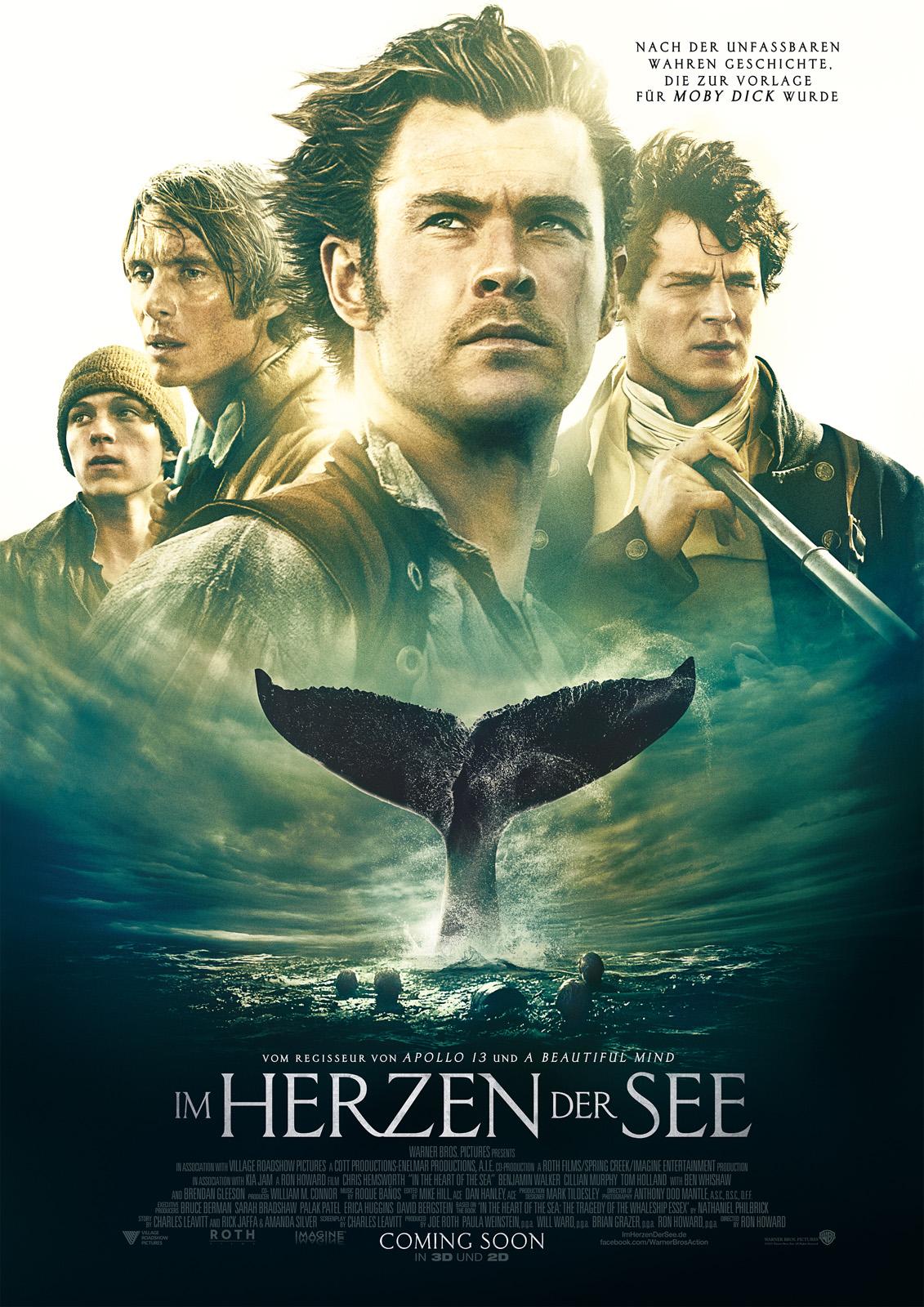 Im Herzen der See - Film 2015 - FILMSTARTS.de