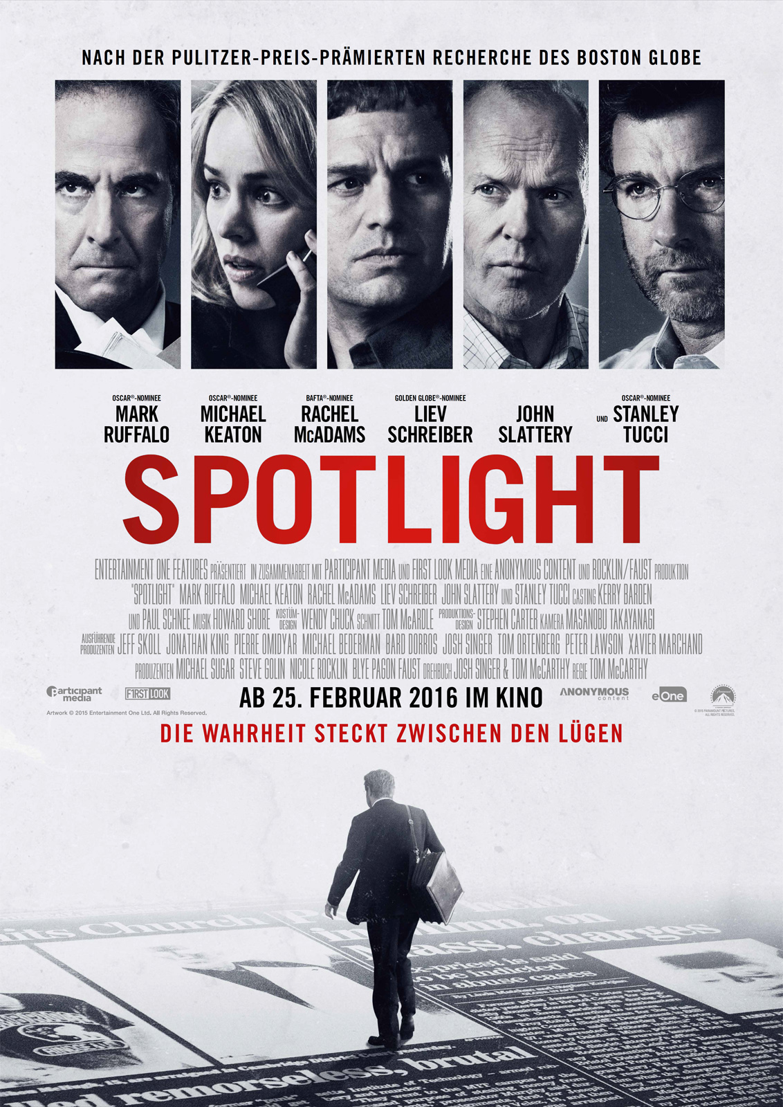 Spotlight Filme