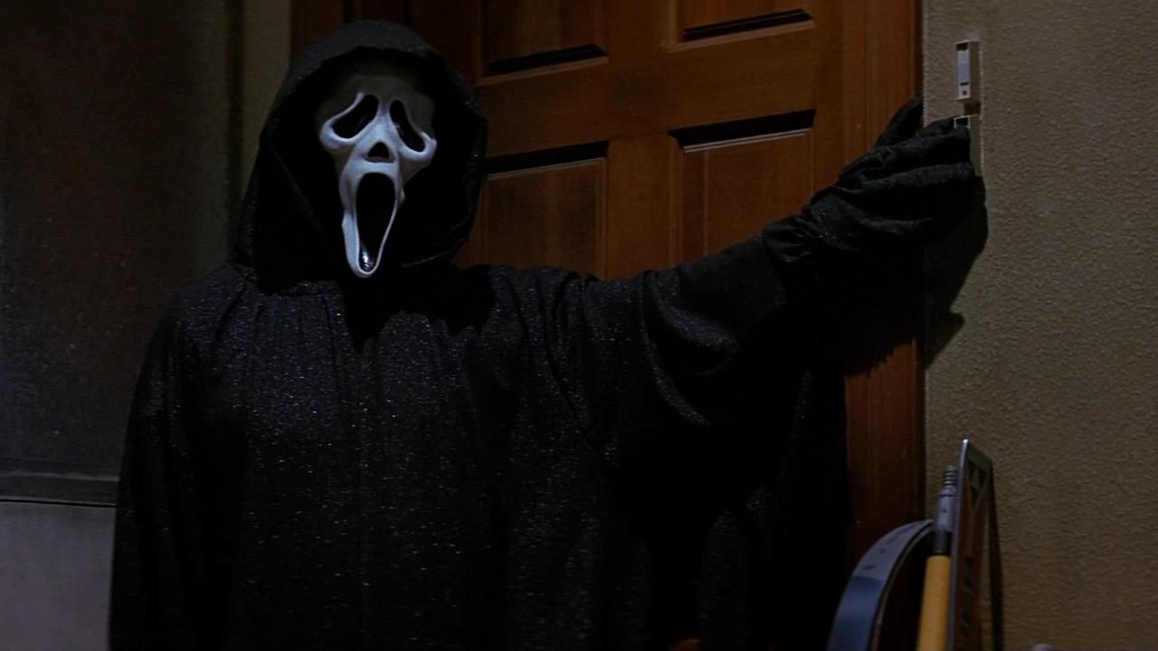Scream – Schrei! Besetzung