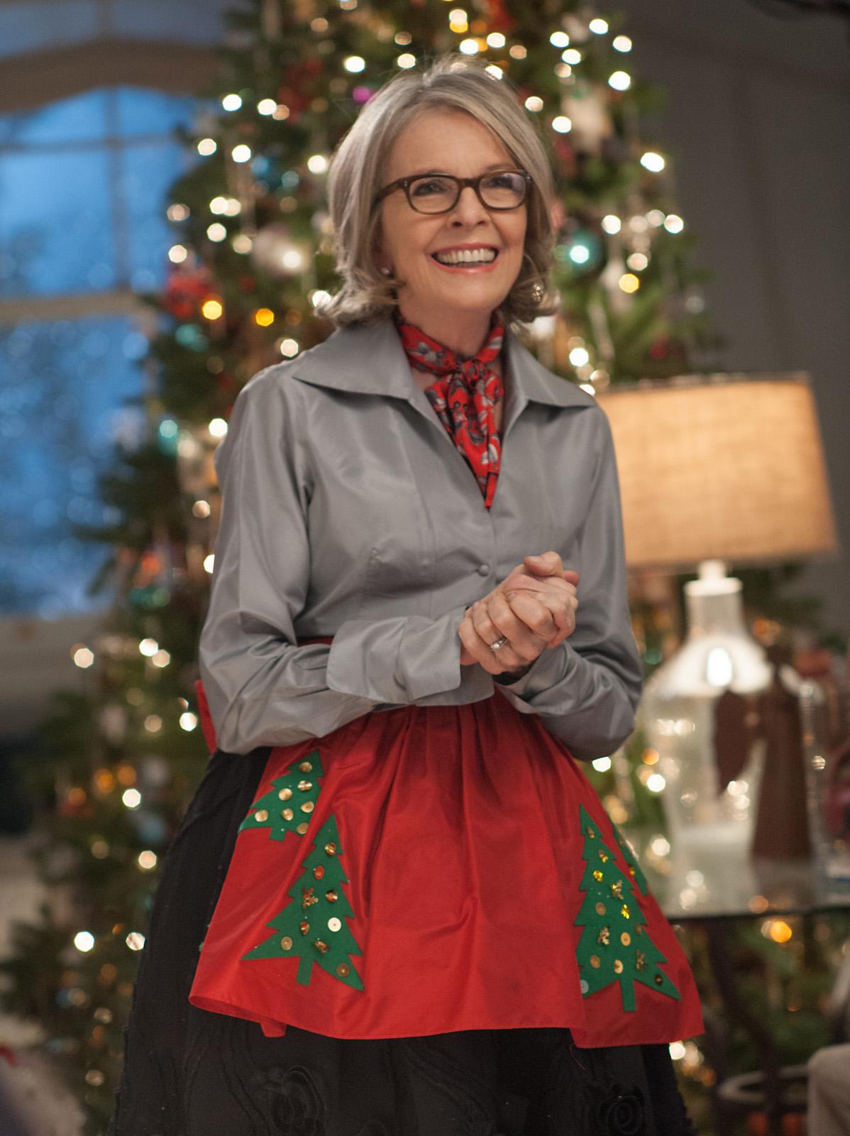 bild zu diane keaton alle jahre wieder weihnachten mit. Black Bedroom Furniture Sets. Home Design Ideas