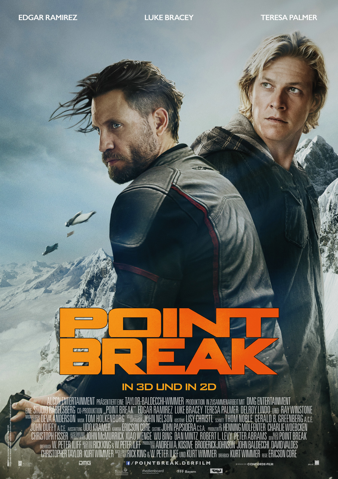 Point Break Filmstarts