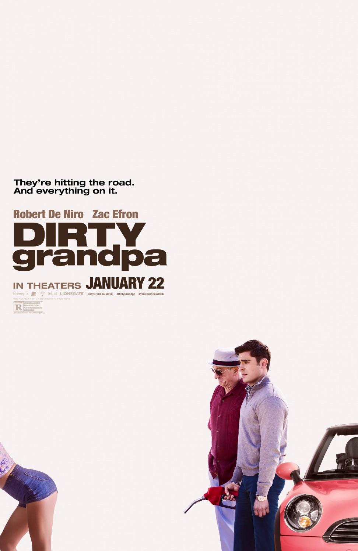 Dirty Grandpa Besetzung