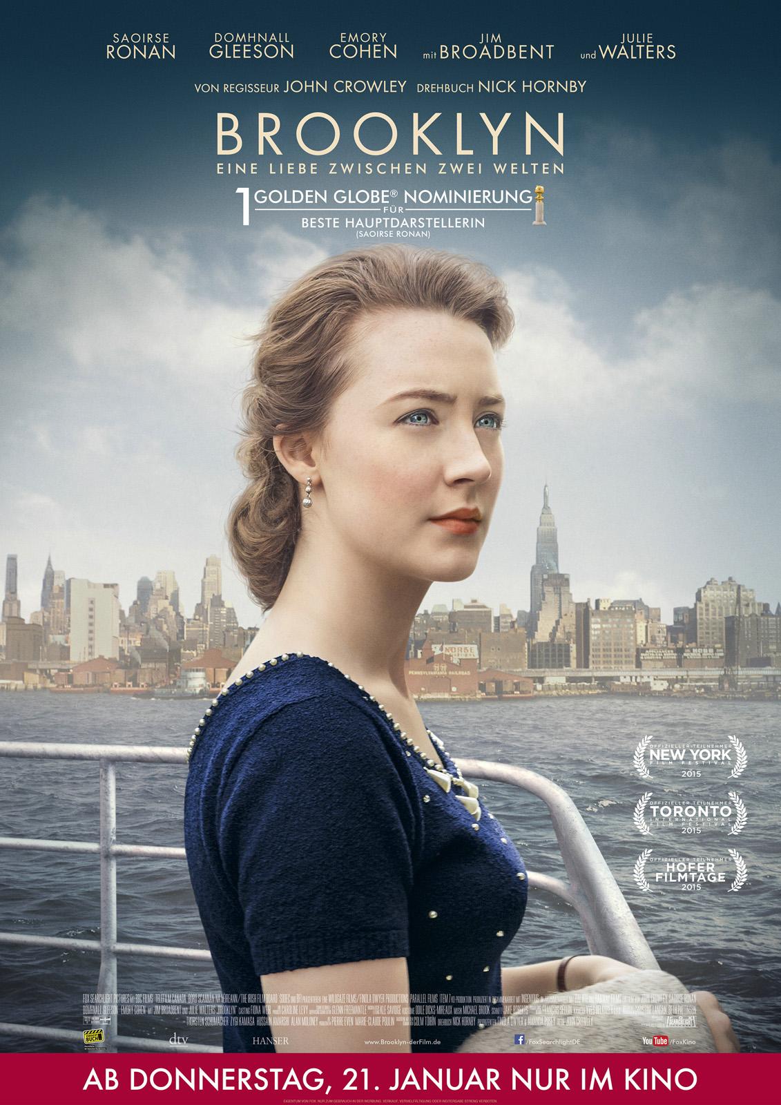 Brooklyn Eine Liebe Zwischen Zwei Welten Film 2015 Filmstartsde