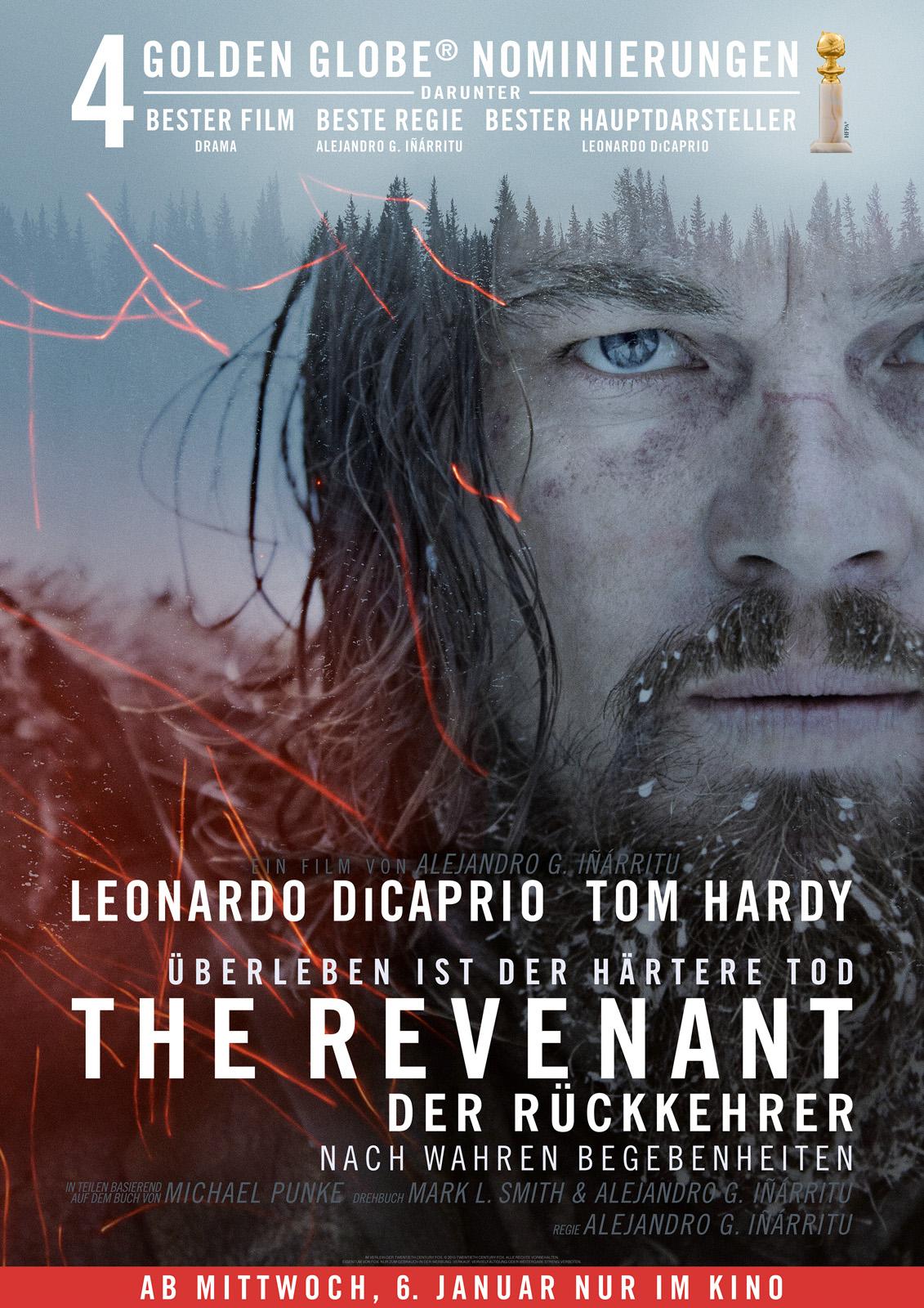 the revenant – der rückkehrer stream