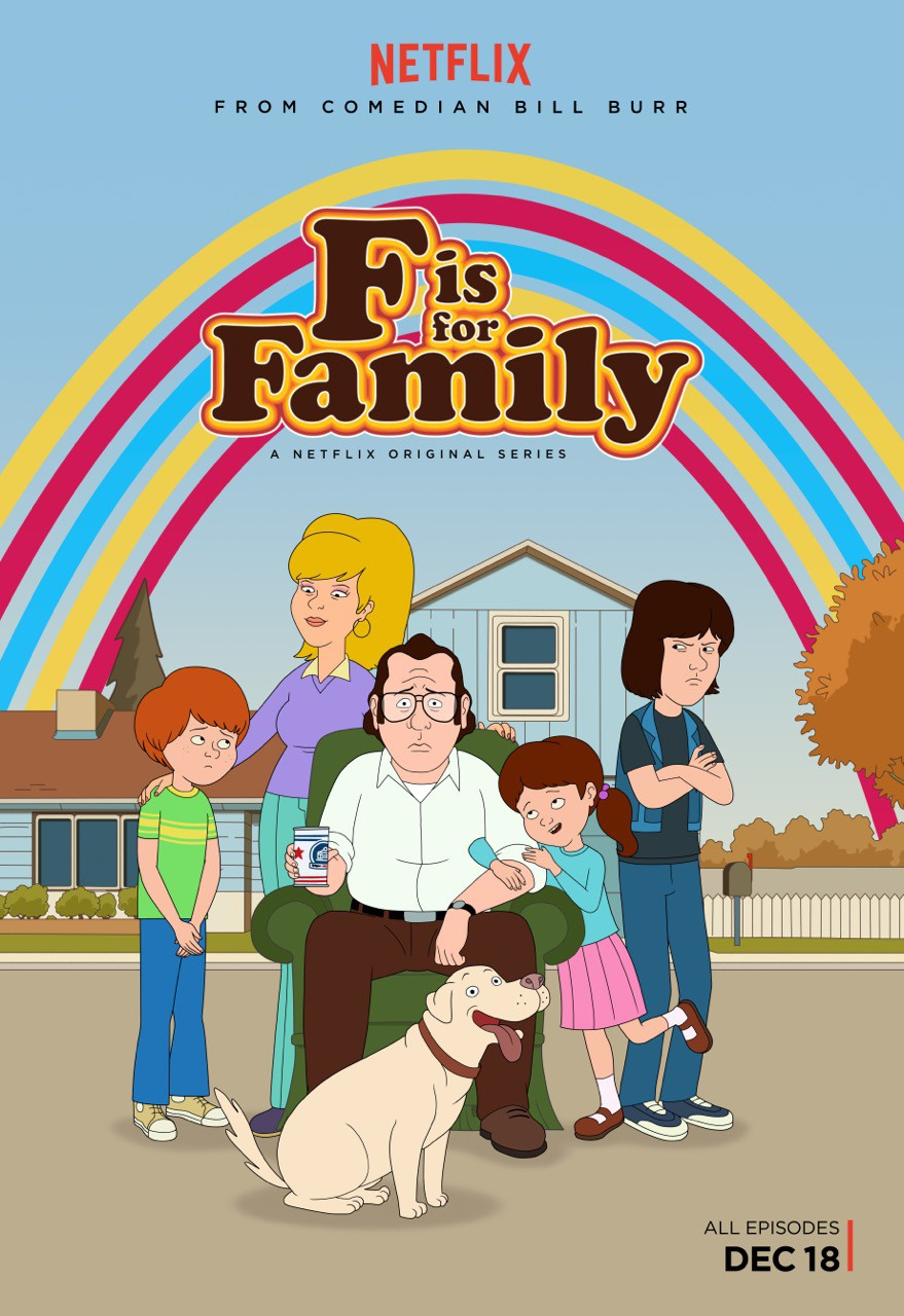 F Is For Family Season 4 Release Date, Spoilers, Updates
