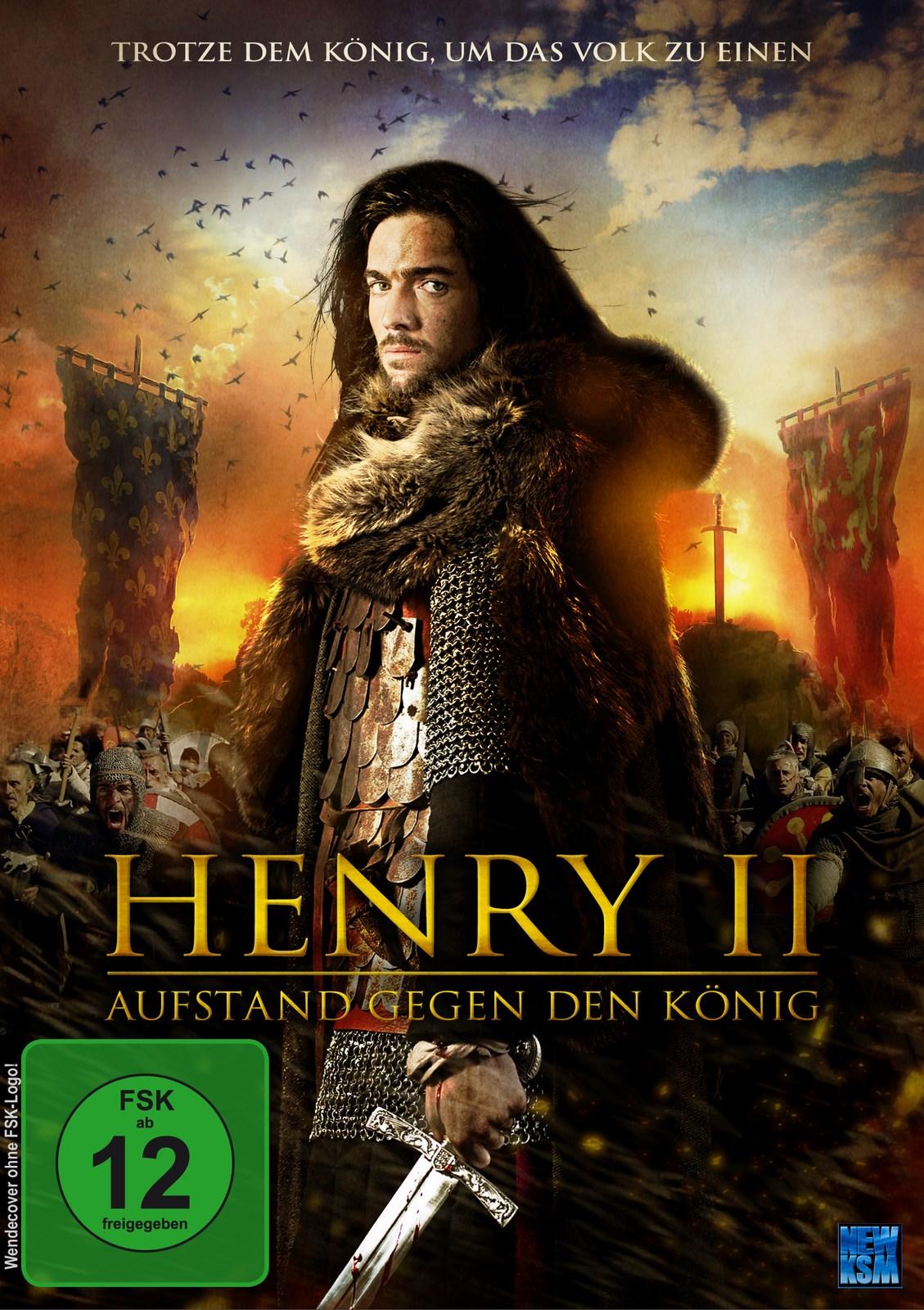 Henry Ii Aufstand Gegen Den Koenig