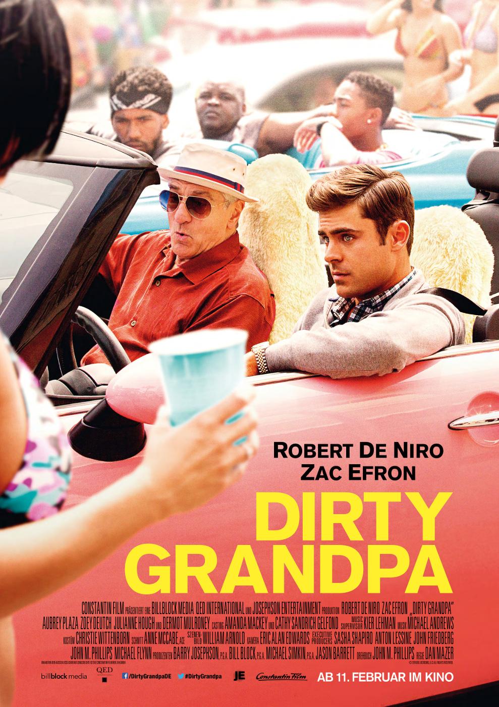 Dirty Grandpa Fsk