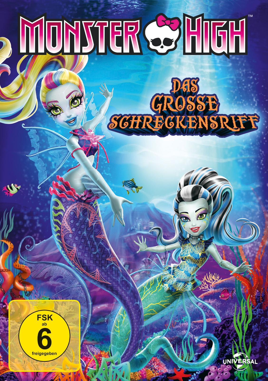 Monster High Film Auf Deutsch