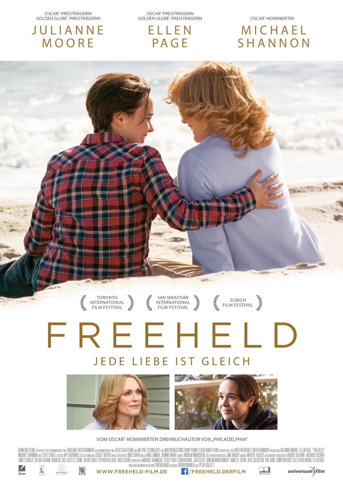 Freeheld Jede Liebe Ist Gleich Film 2015 Filmstartsde