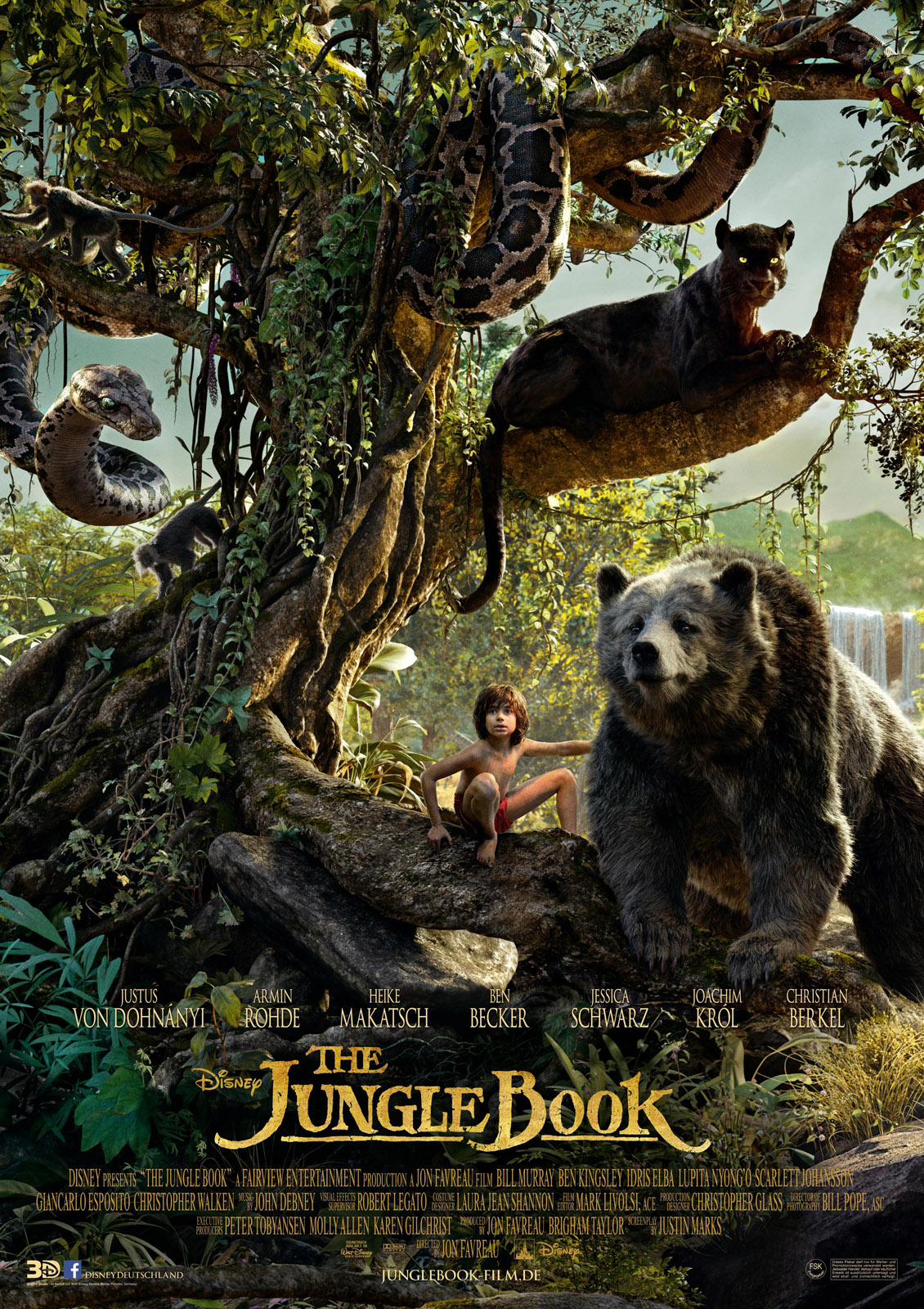 'Mouse Guard' Casts 'Jungle Book,' 'Black Panther' Actors