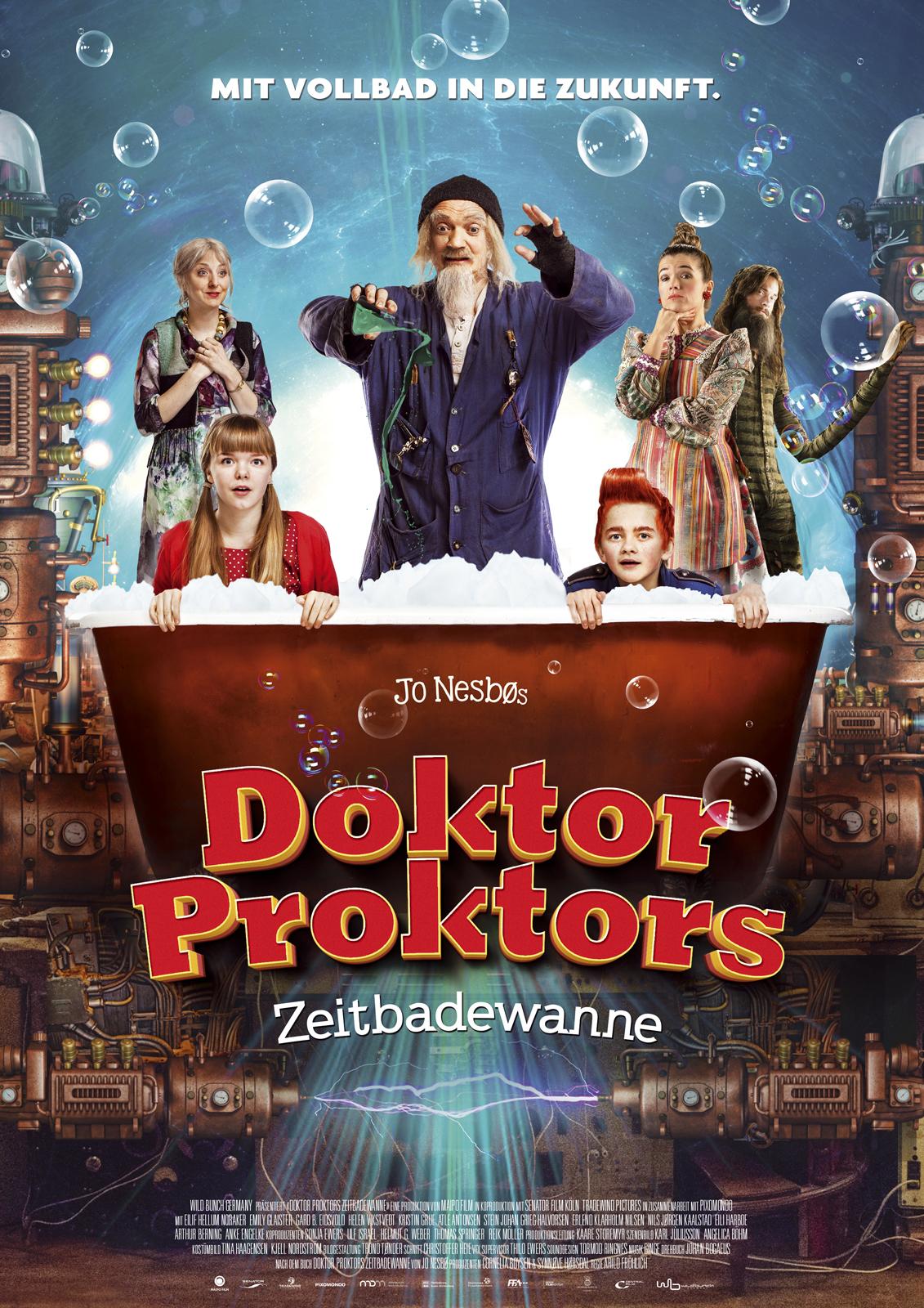 Doktor Proktors Zeitbadewanne Film 2016 Filmstarts De