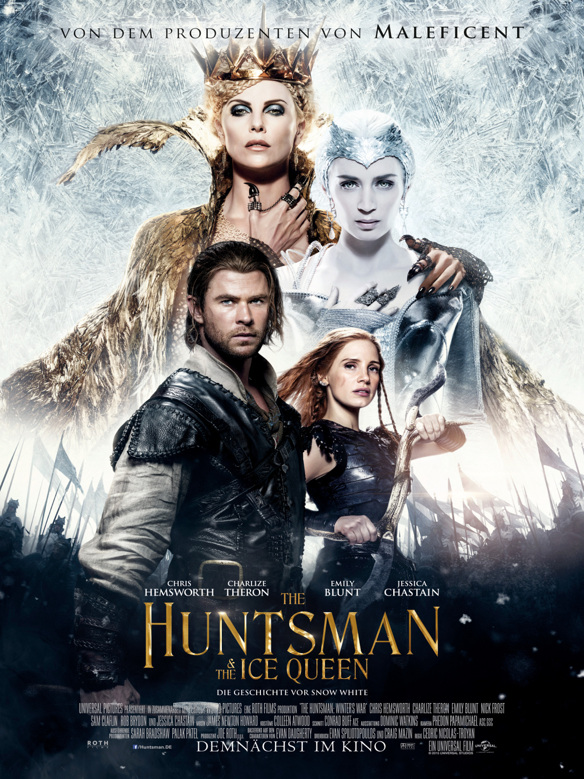 the huntsman and the ice queen imdb