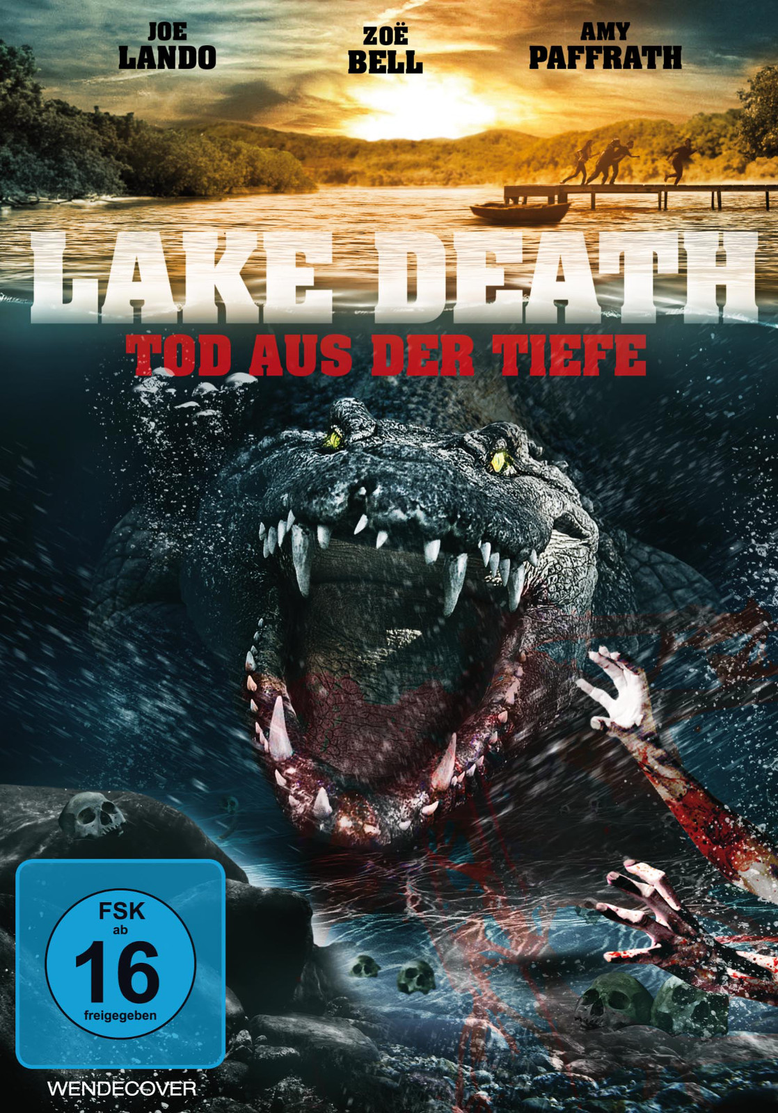 Lake Death - Tod Aus Der Tiefe