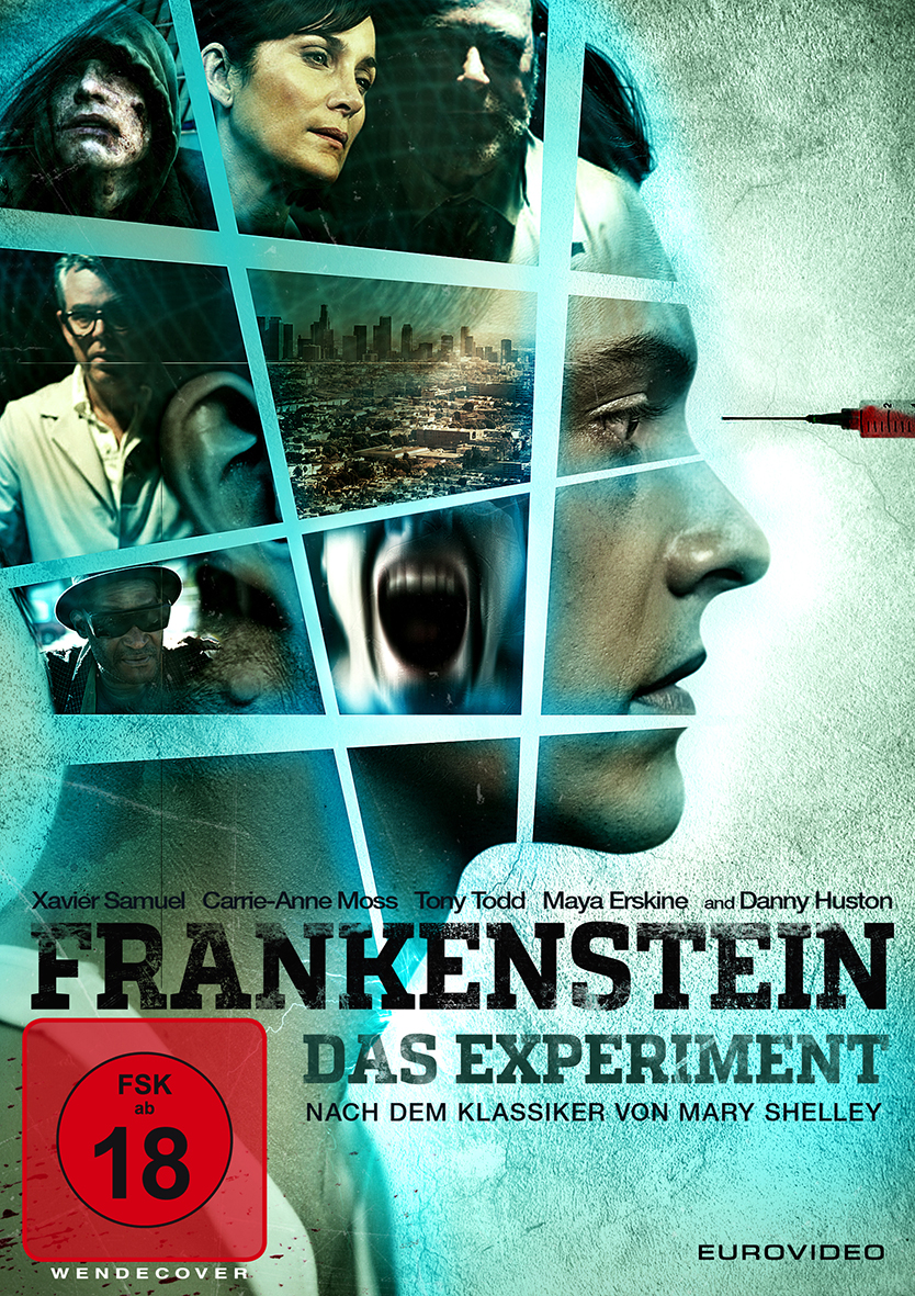 frankenstein movie 2015