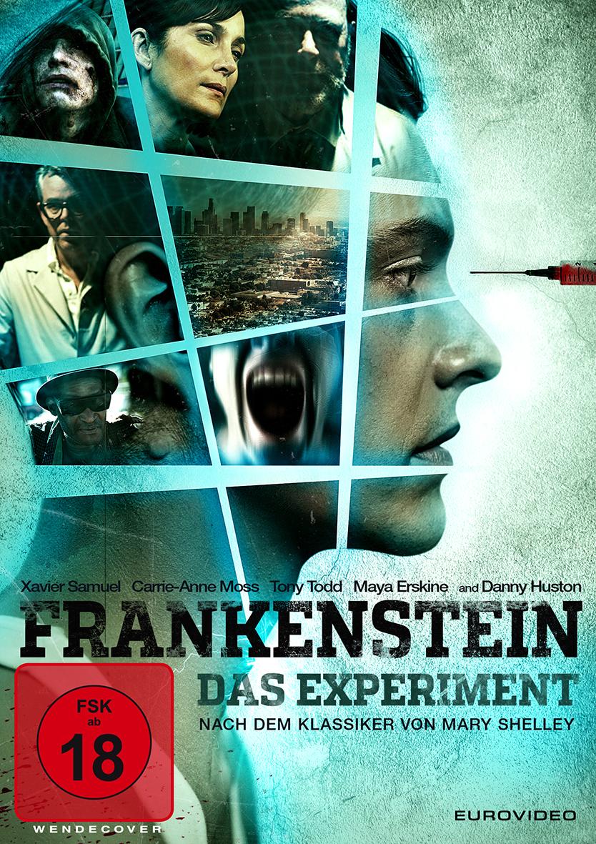 frankenstein movie 2015