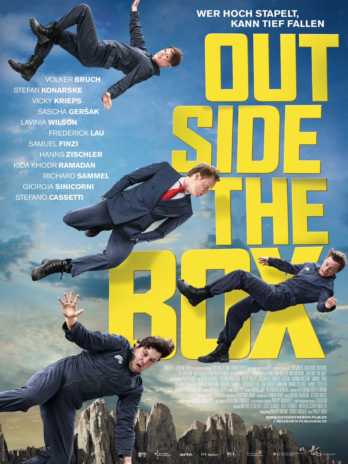 The Box Film