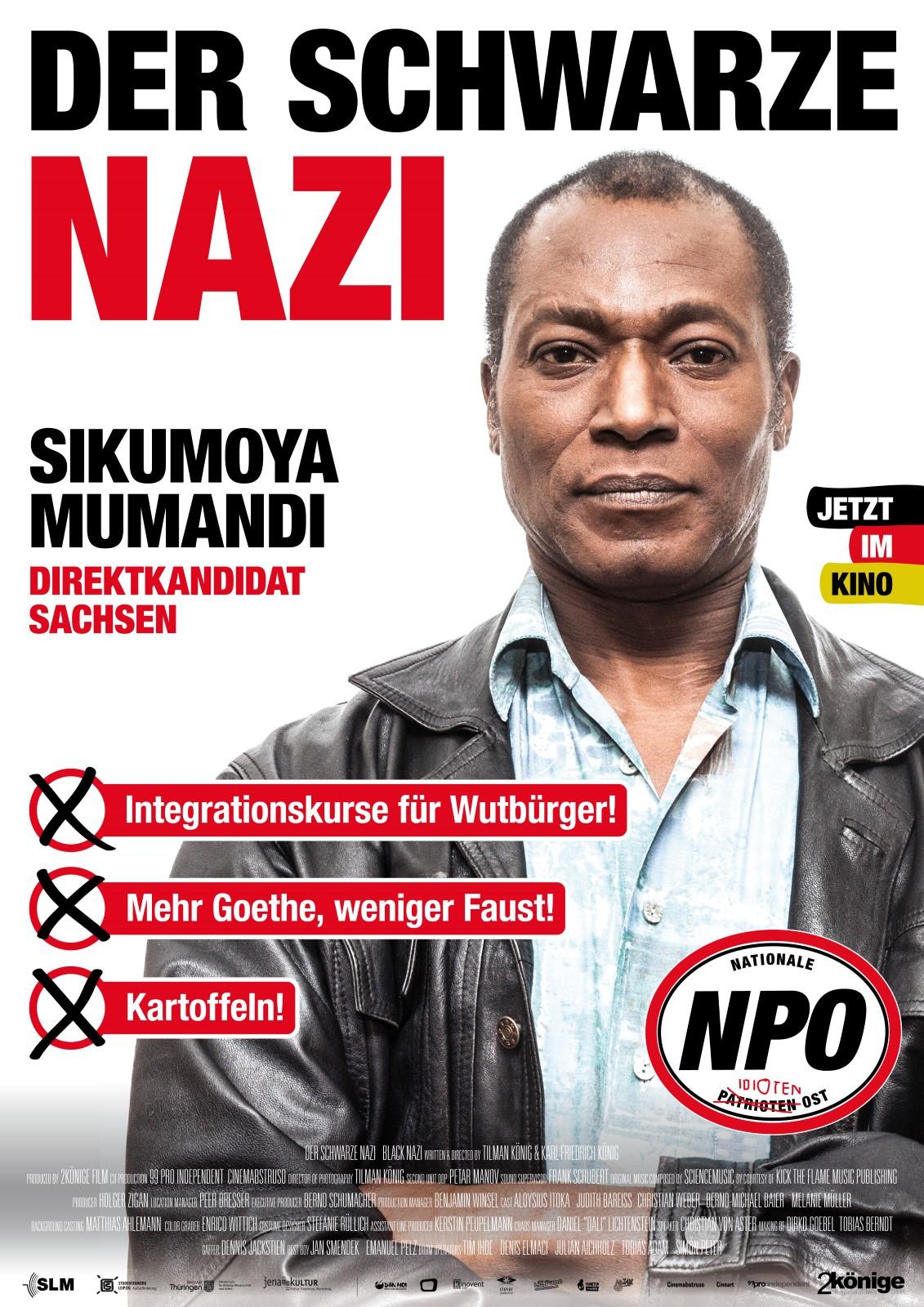 Der Schwarze Nazi Online Stream