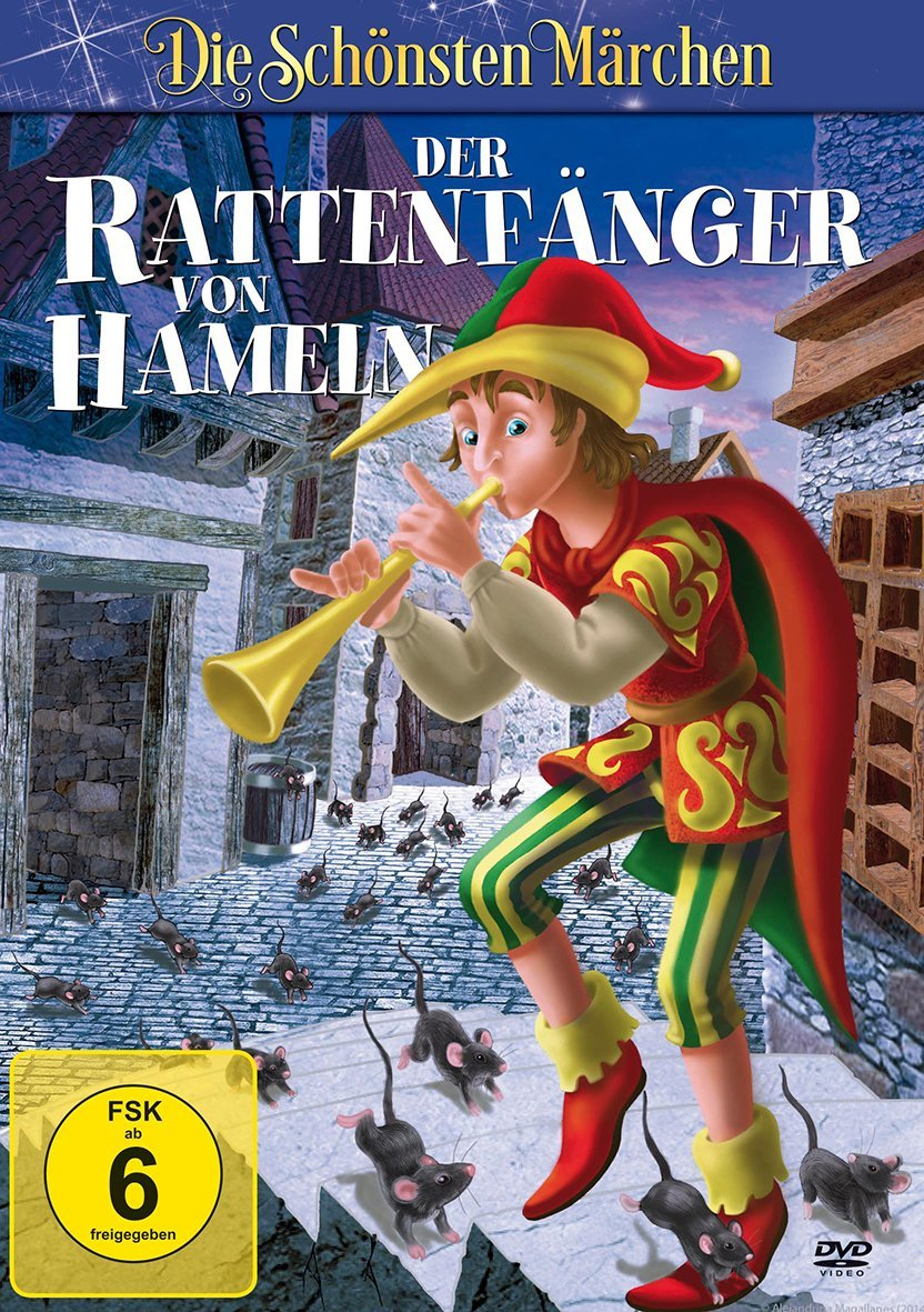 Souvent Der Rattenfänger von Hameln - Film 1992 - FILMSTARTS.de CE19