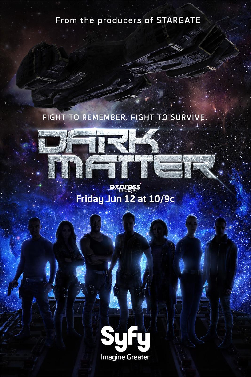 Dark Matter Besetzung