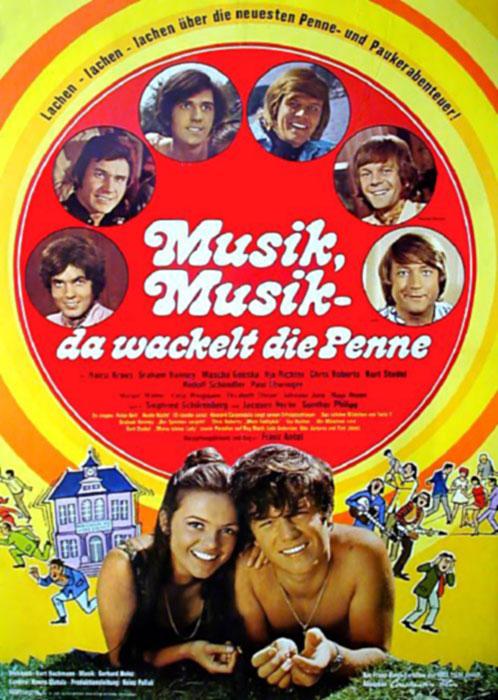 Musik Musik Da Wackelt Die Penne Ganzer Film