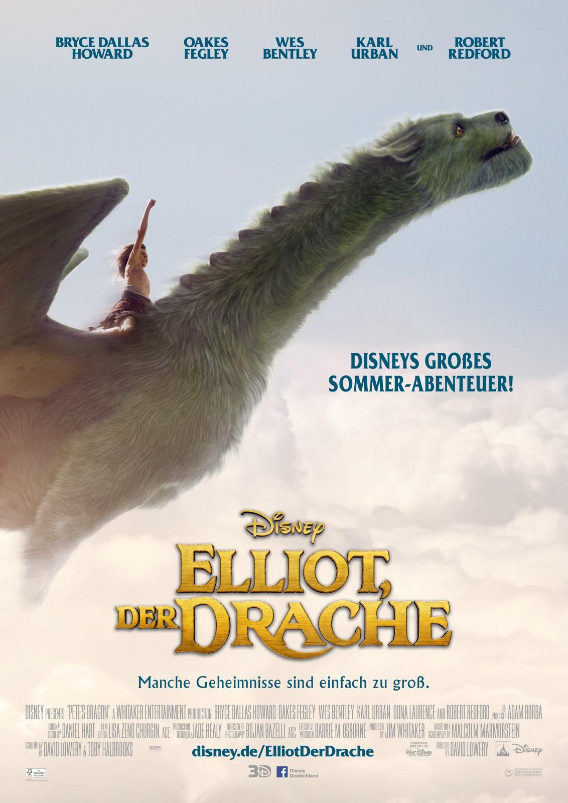 Elliot Der Drache Ganzer Film Stream