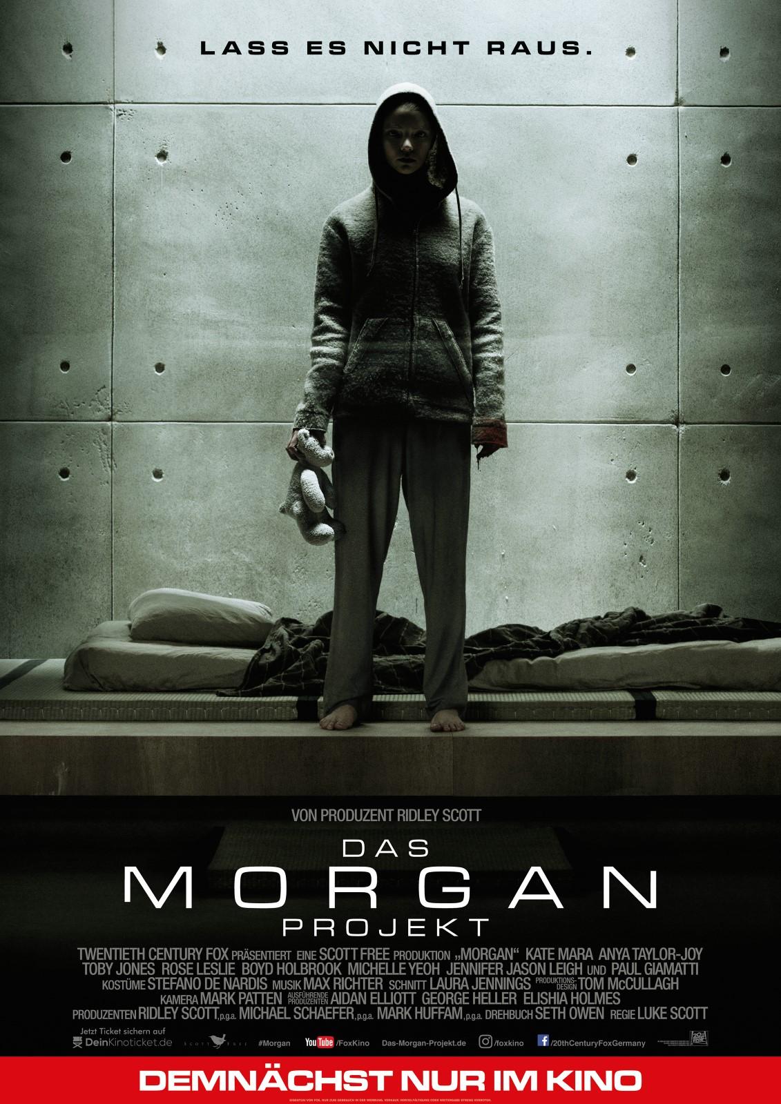 Film Das Morgan Projekt