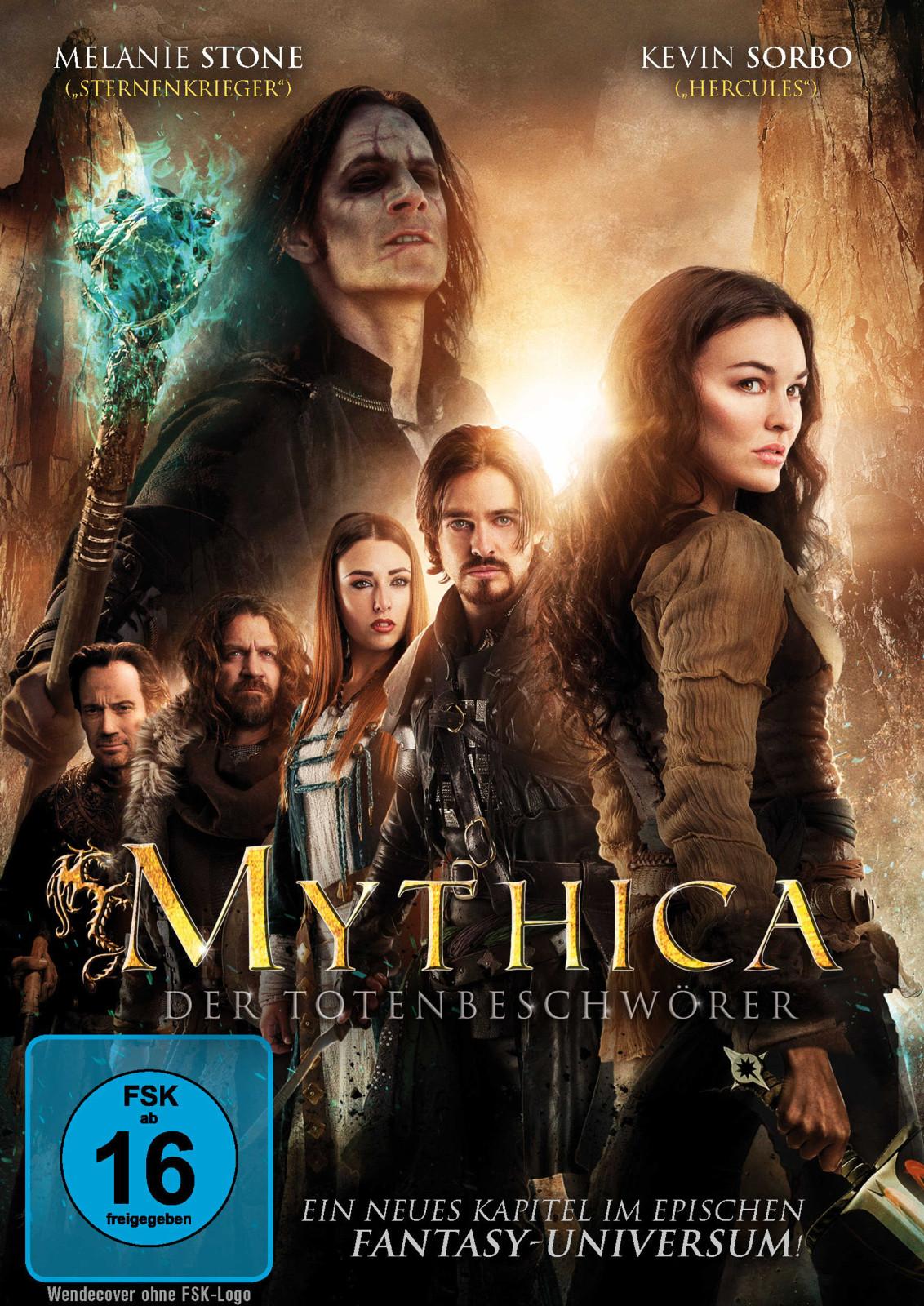 Mythica Der Totenbeschwörer