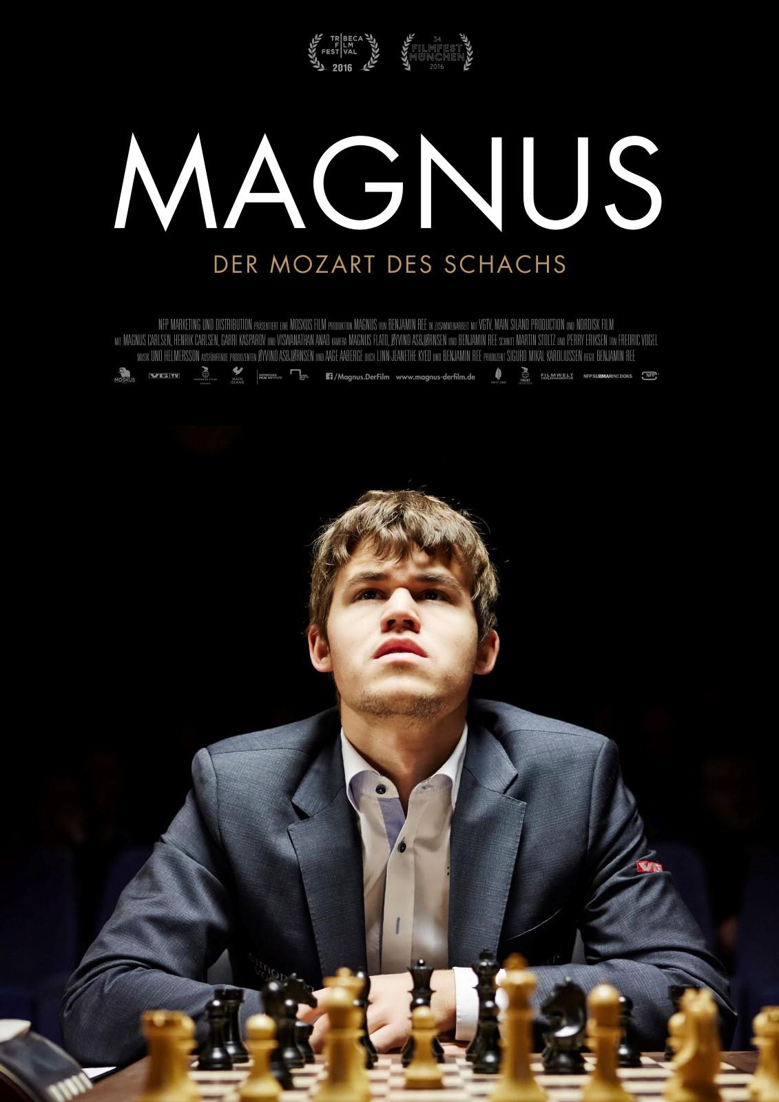 Magnus Der Mozart Des Schachs