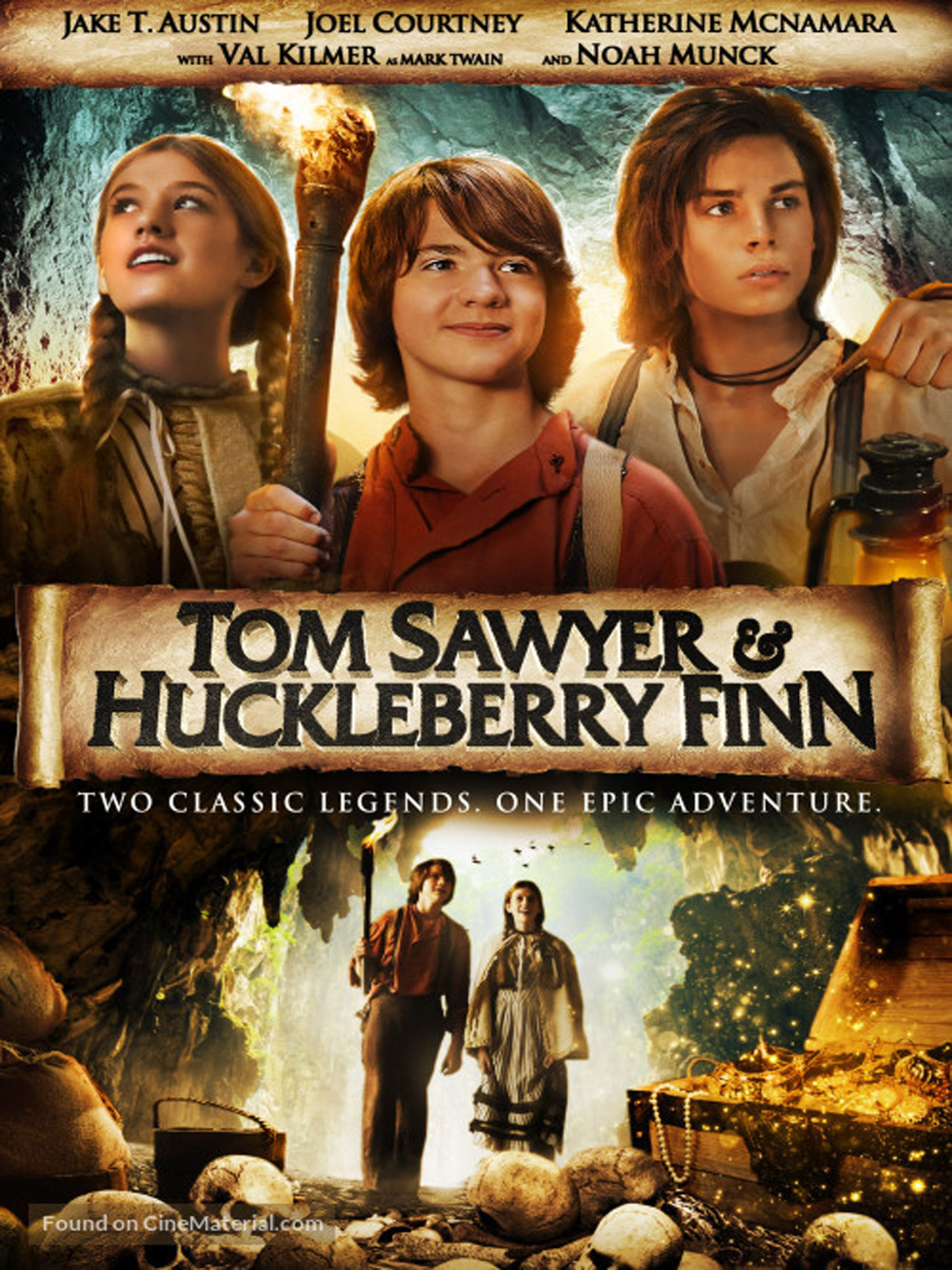 Tom Huckleberry Finn