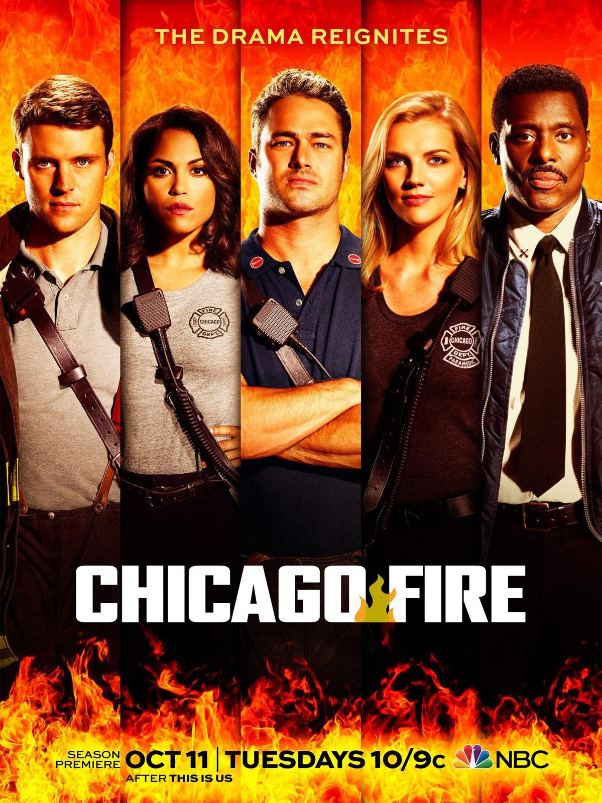 Chicago Fire Neue Staffel