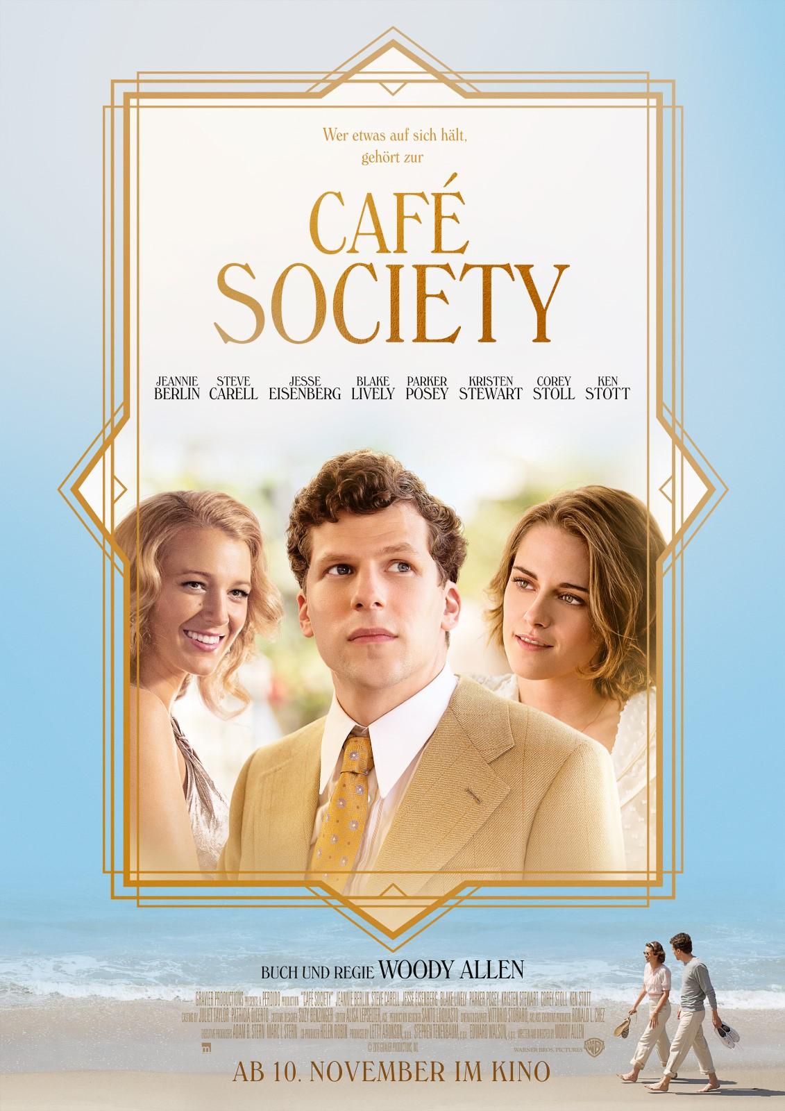 CafГ© Society