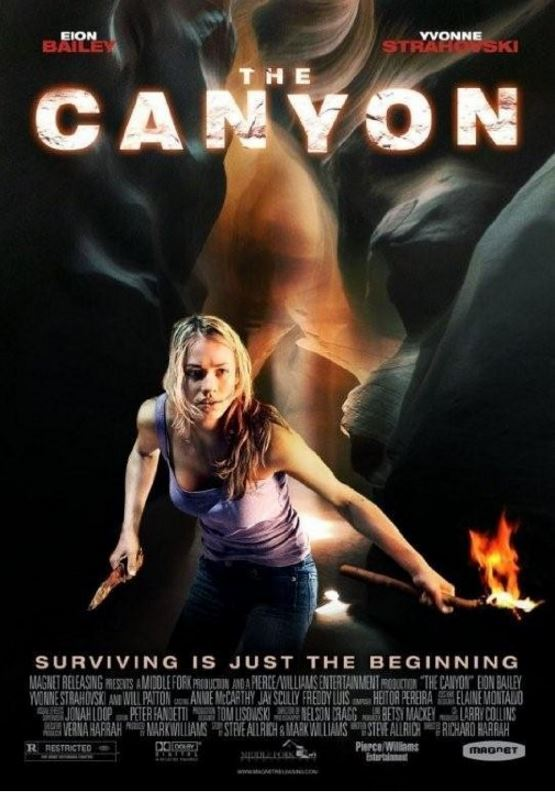 the canyon film deutsch