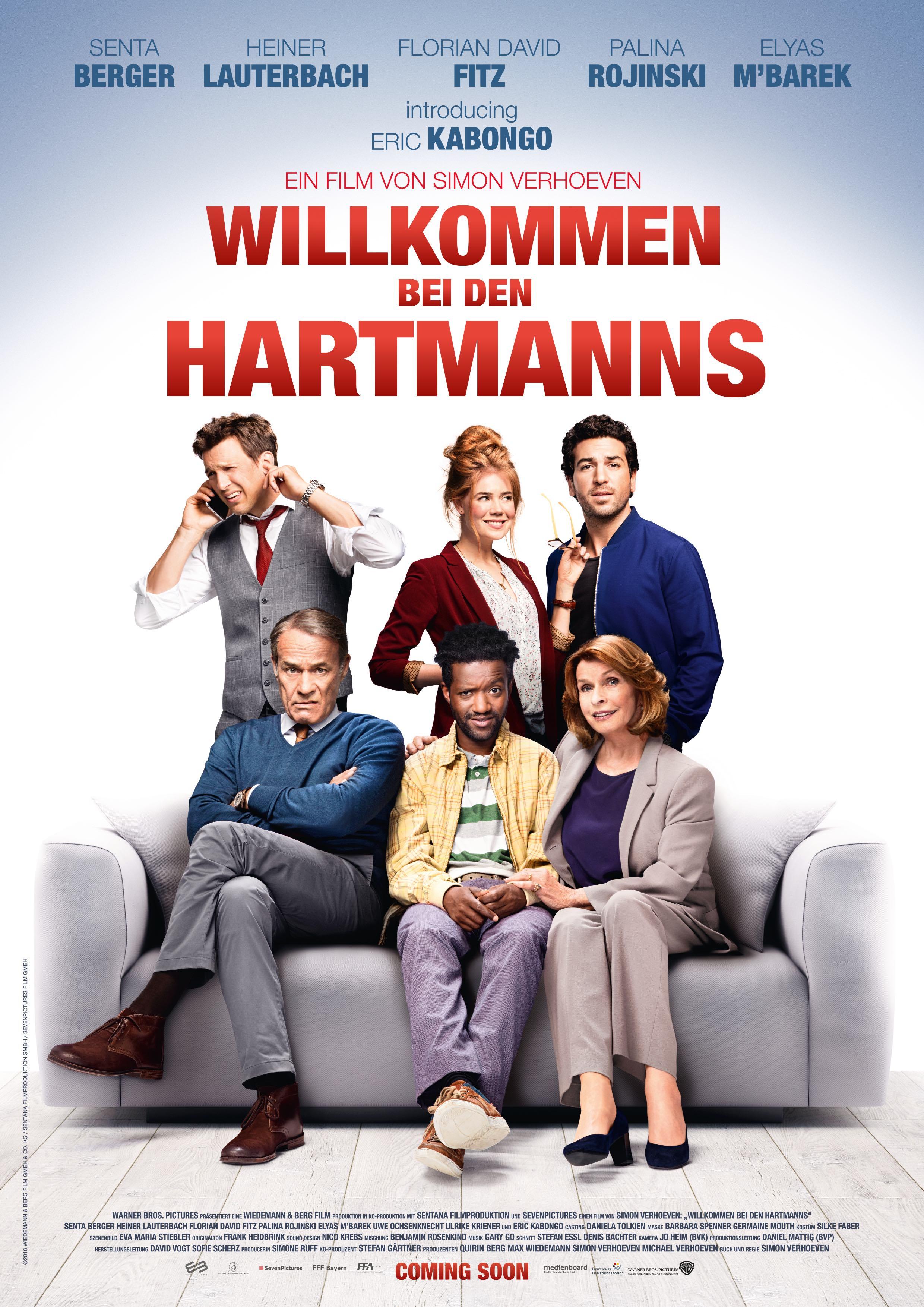 Willkommen Bei Den Hartmanns Kritik